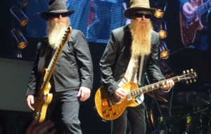 ZZ Top For Desktop