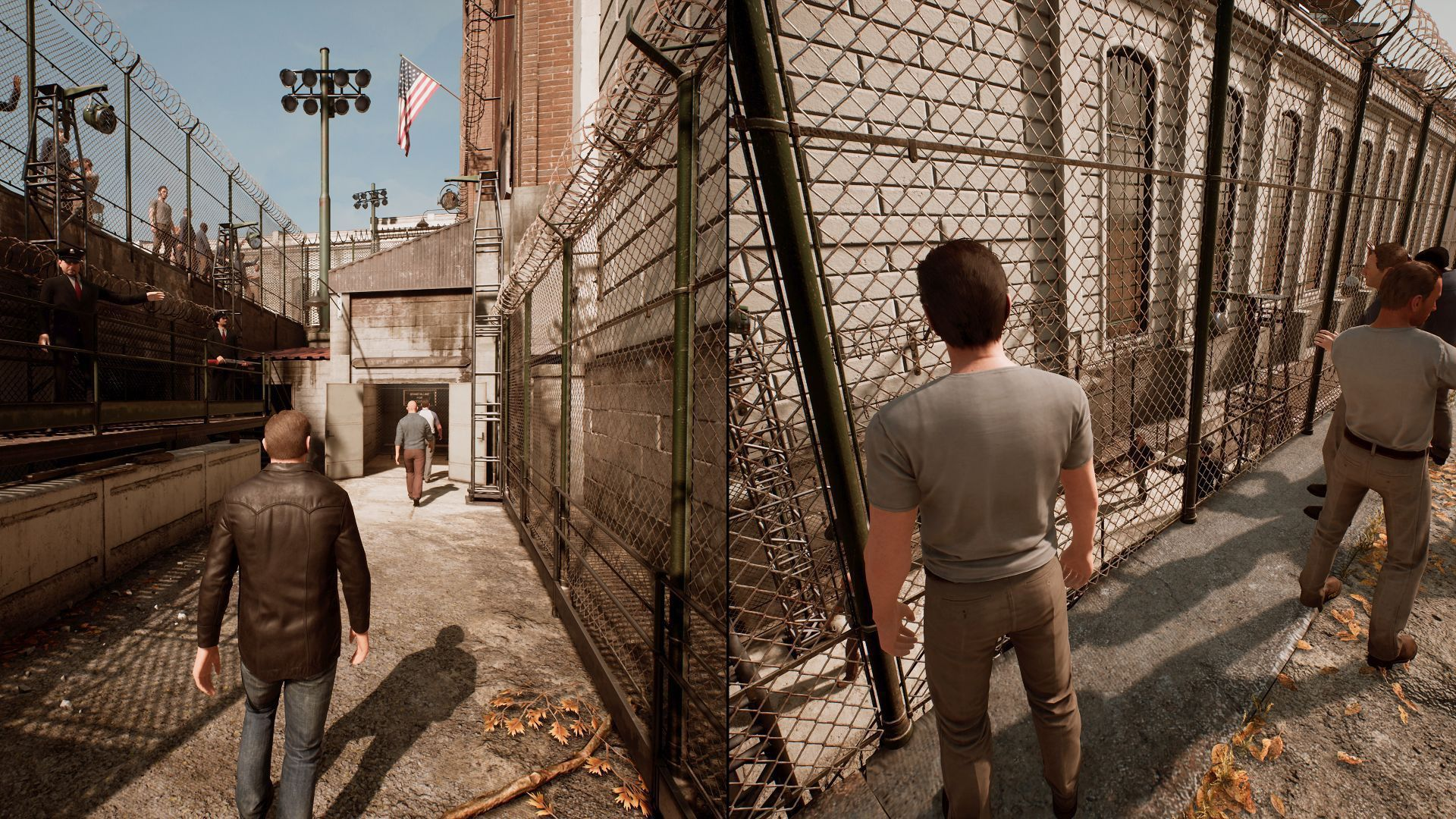 A Way Out Wallpaper