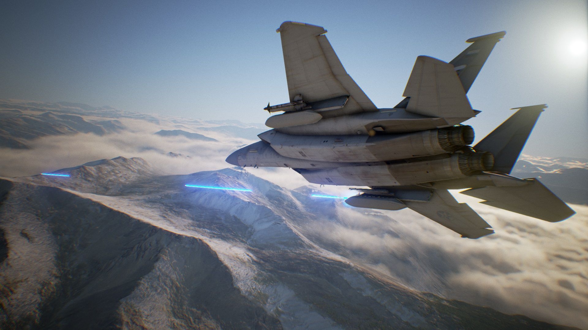 Ace Combat 7 Skies Unknown Background