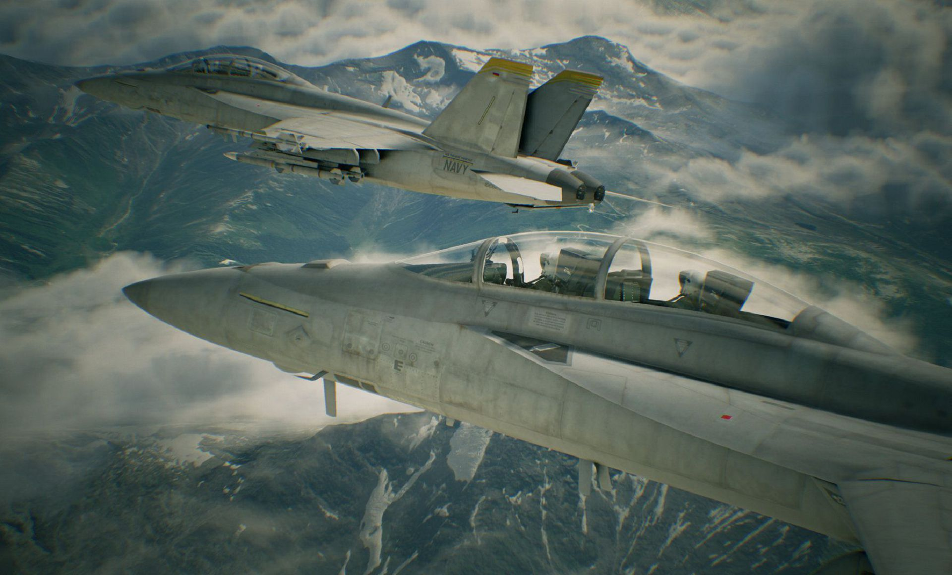 Ace Combat 7 Skies Unknown Computer Wallpaper