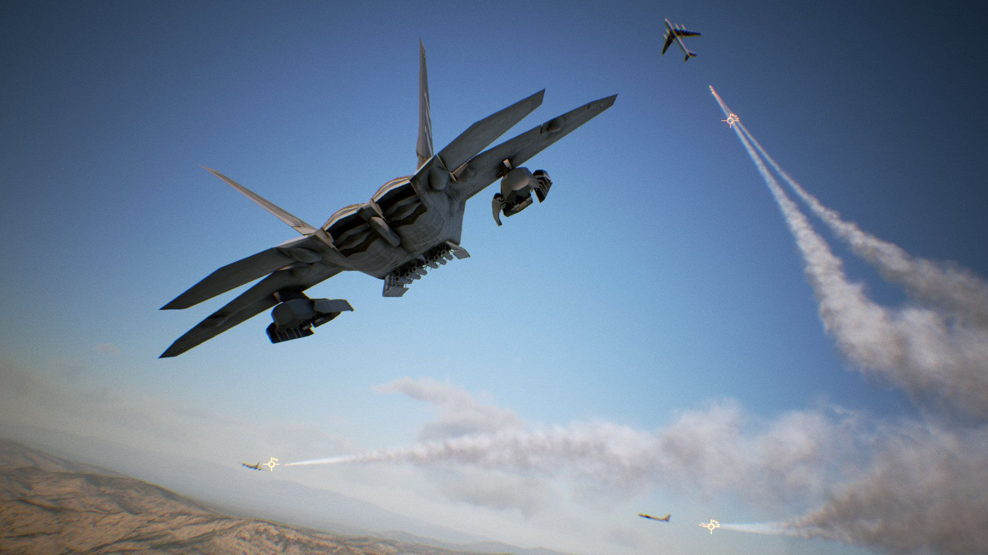 Ace Combat 7 Skies Unknown HD Wallpaper