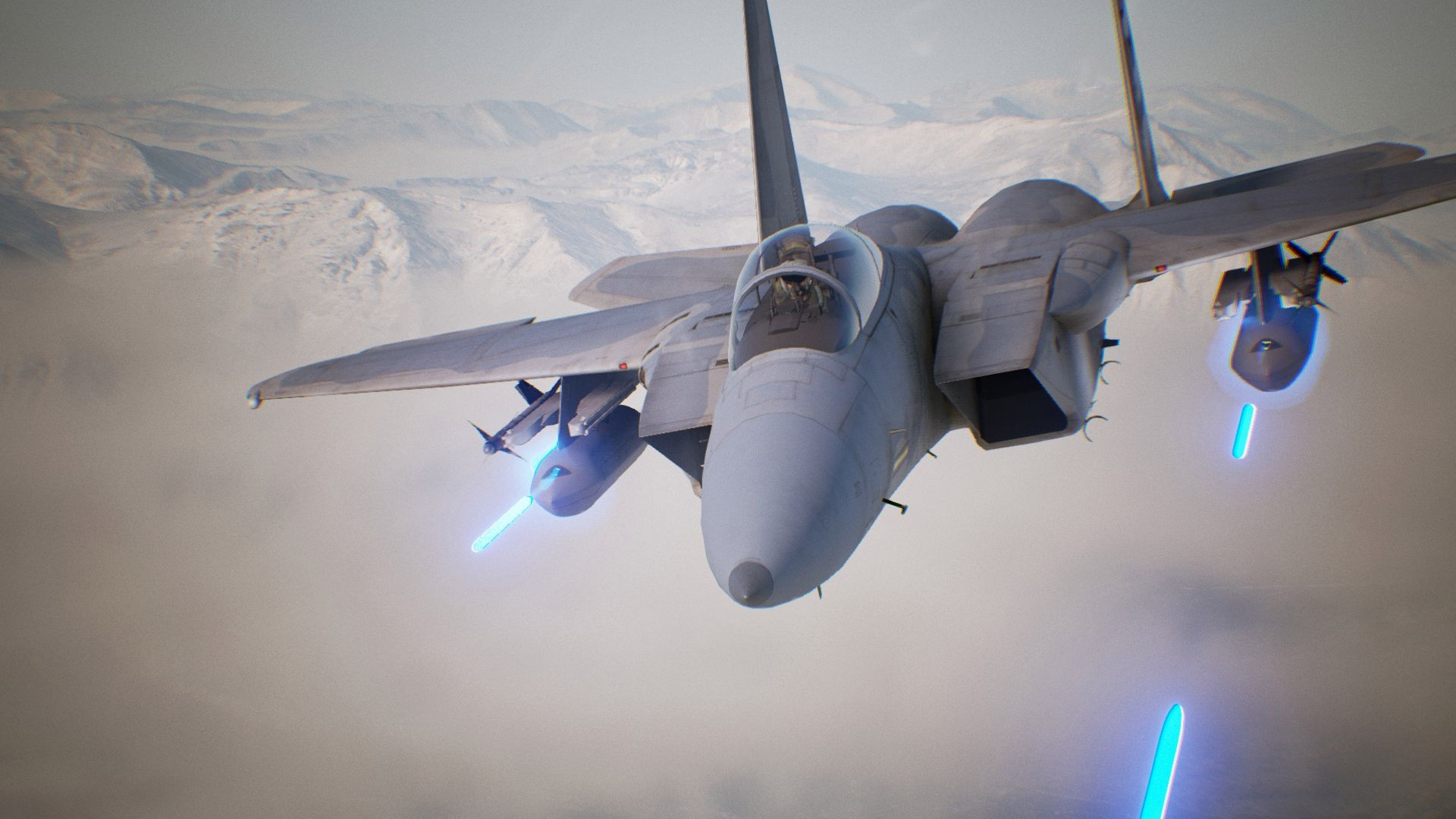 Ace Combat 7 Skies Unknown HD
