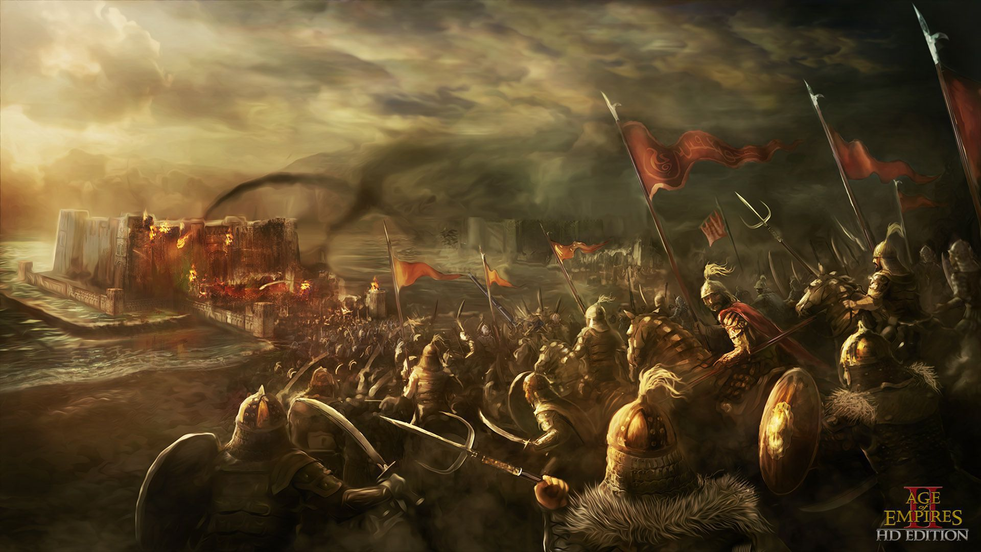 Age Of Empires 2 Gallery