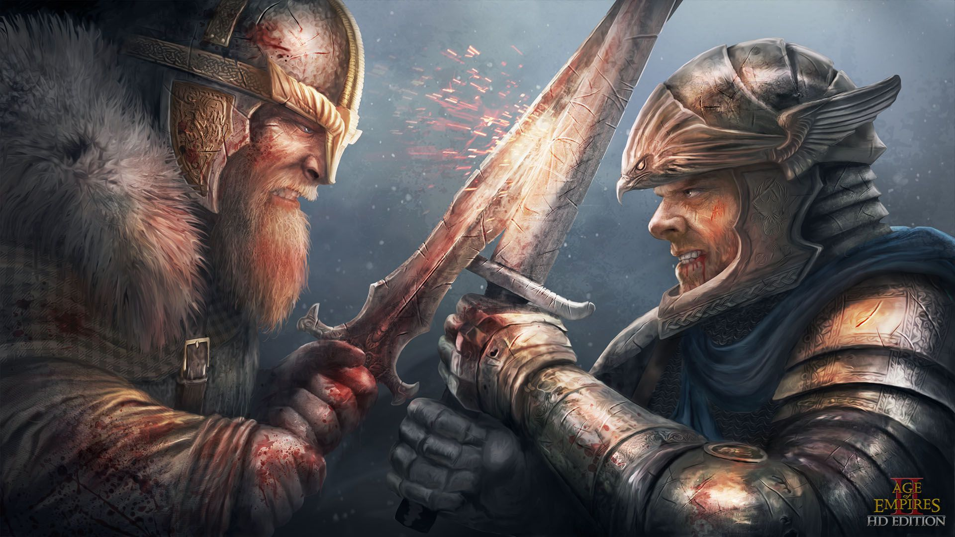 Age Of Empires 2 Wallpaper Pack