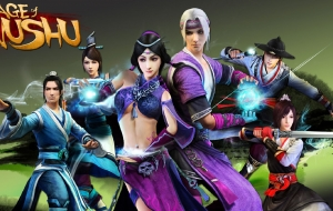 Age Of Wushu HD Wallpaper