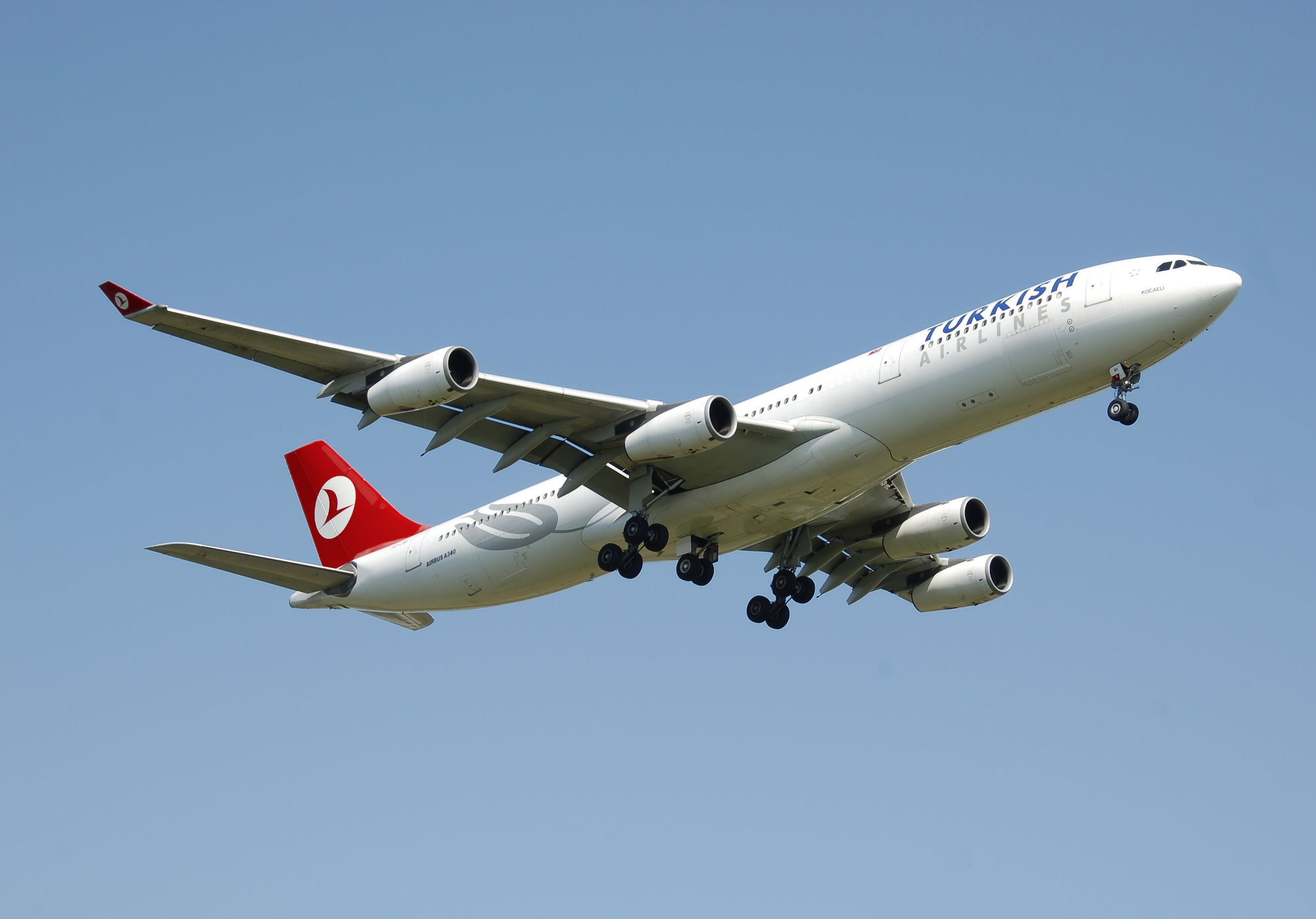 Airbus A340 Background