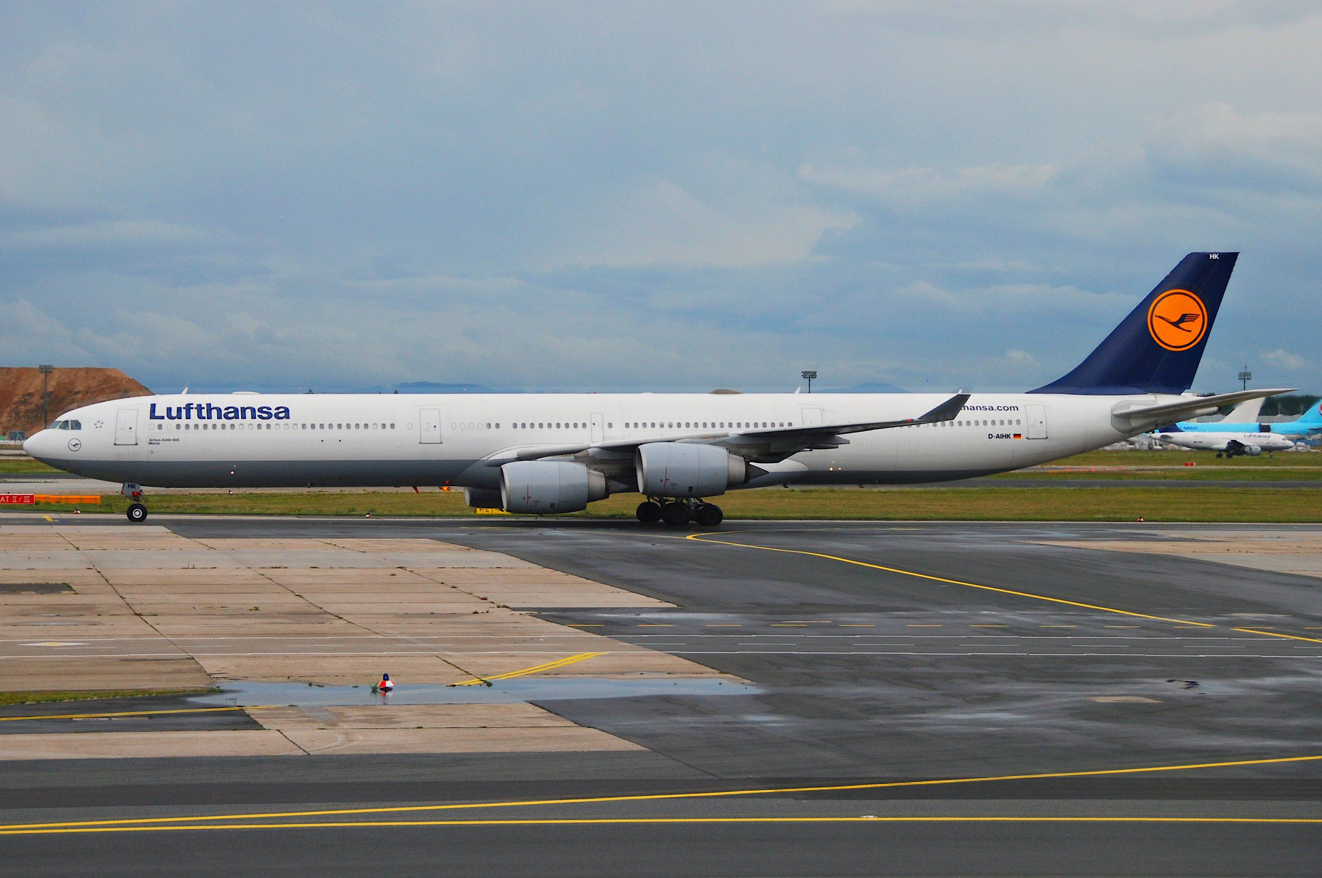 Airbus A340 High Quality Wallpapers