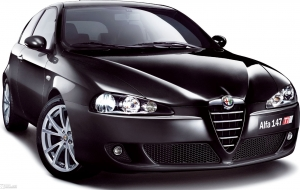 Alfa Romeo 147 High Definition Wallpapers