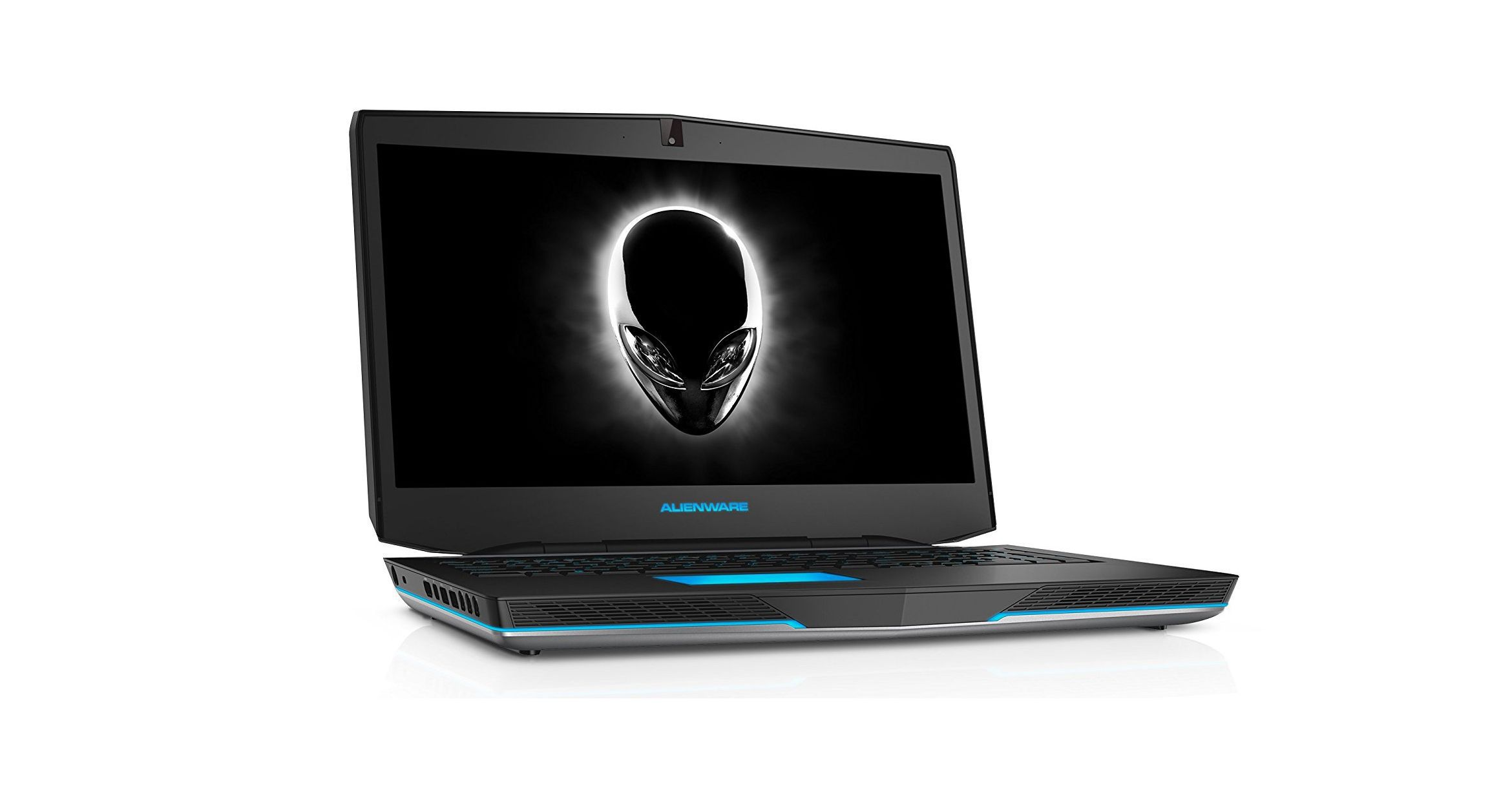 Alienware Laptop In High Resolution