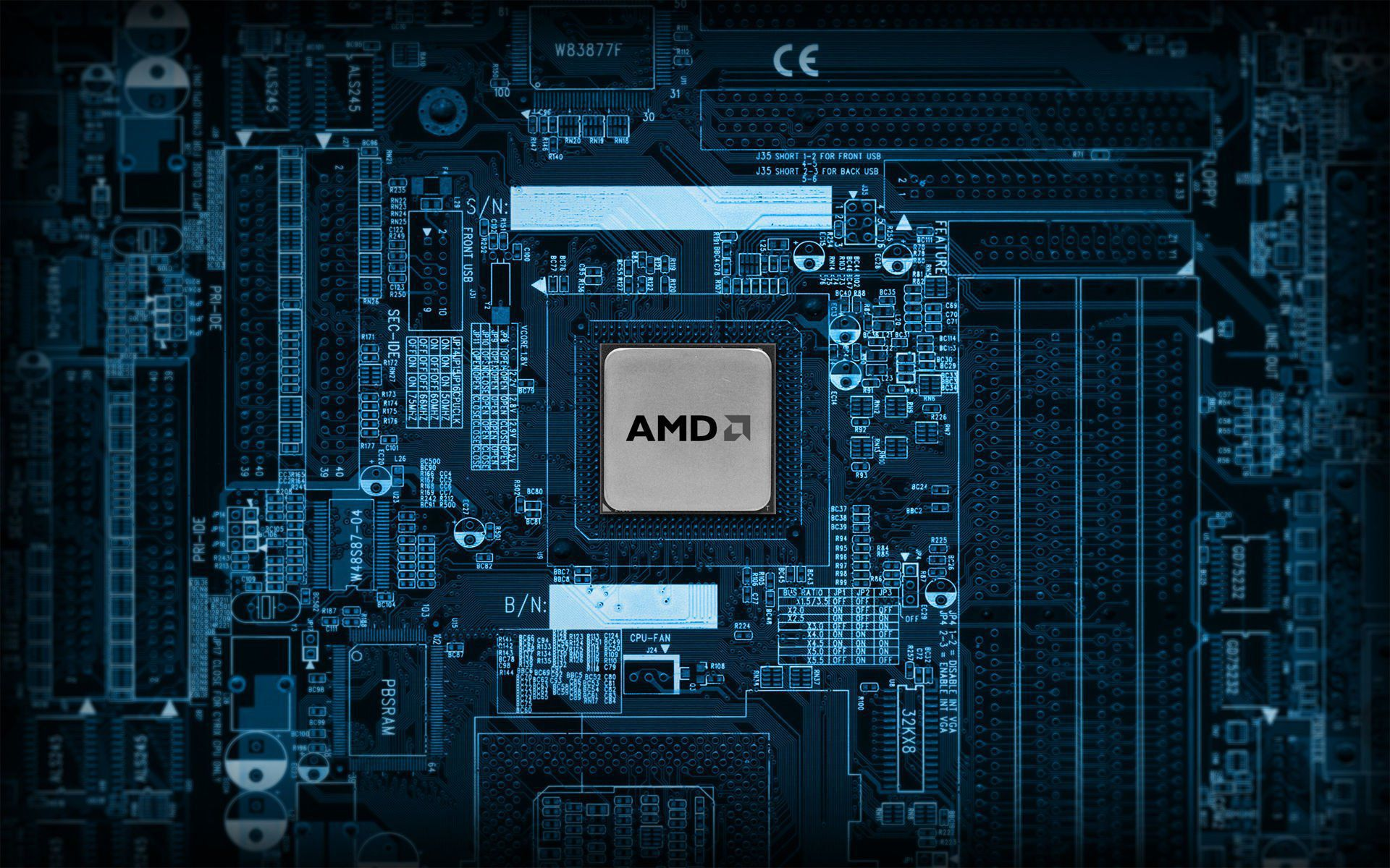 Amd High Definition Wallpapers