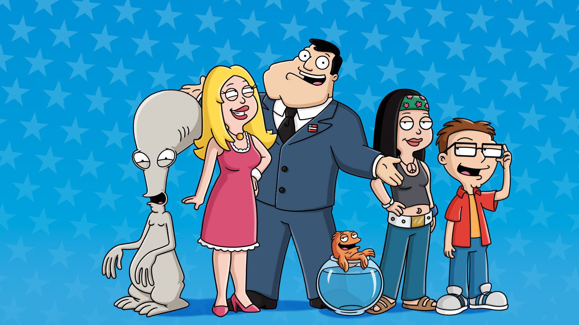 American Dad High Definition Wallpapers