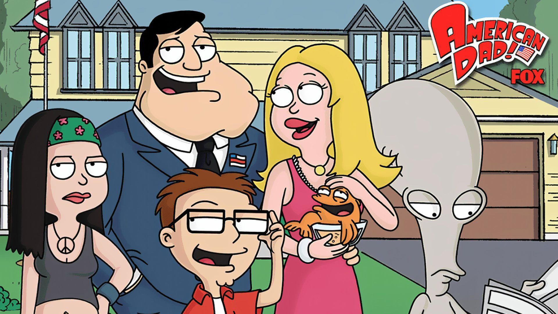 American Dad Pictures