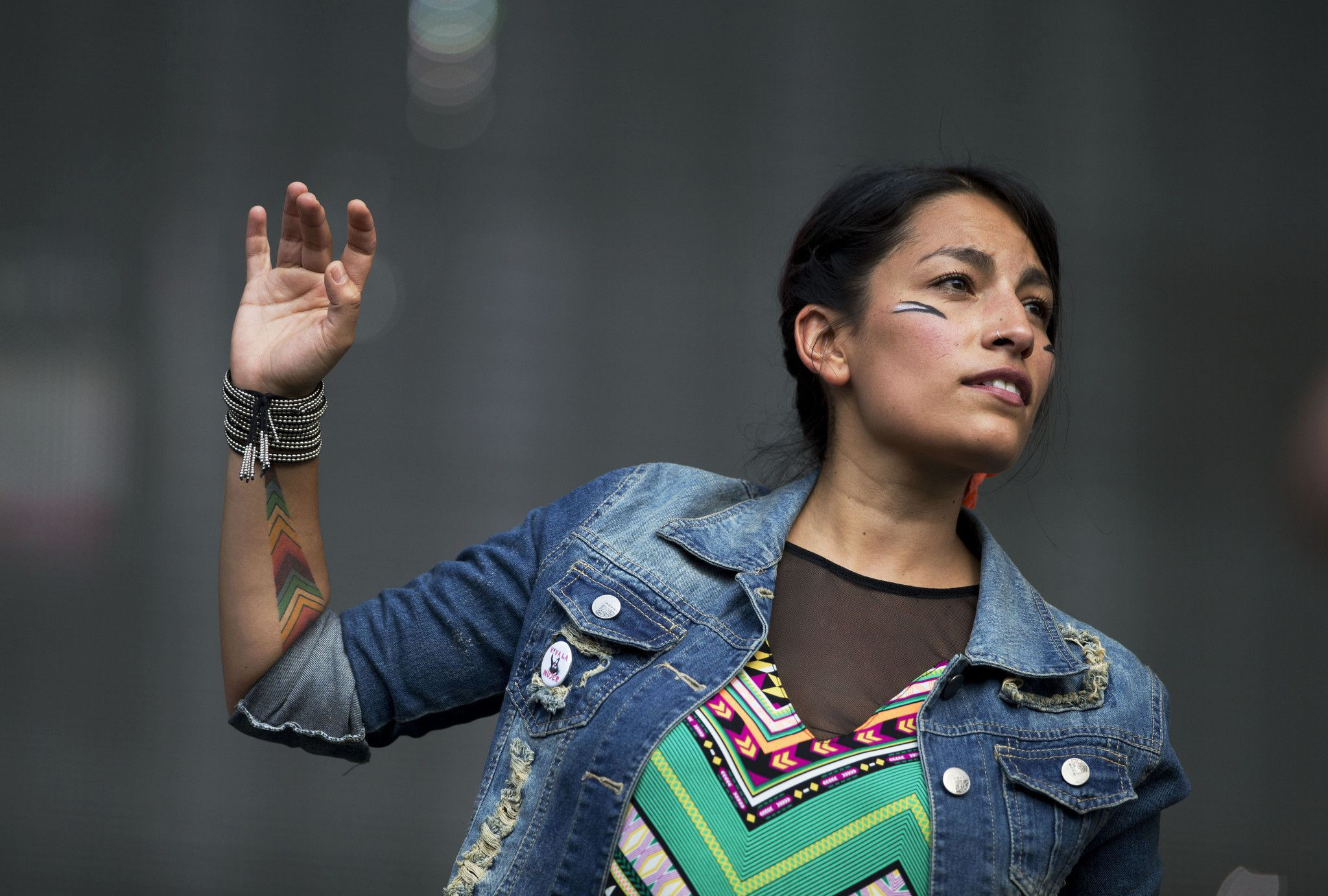 Ana Tijoux High Definition Wallpapers