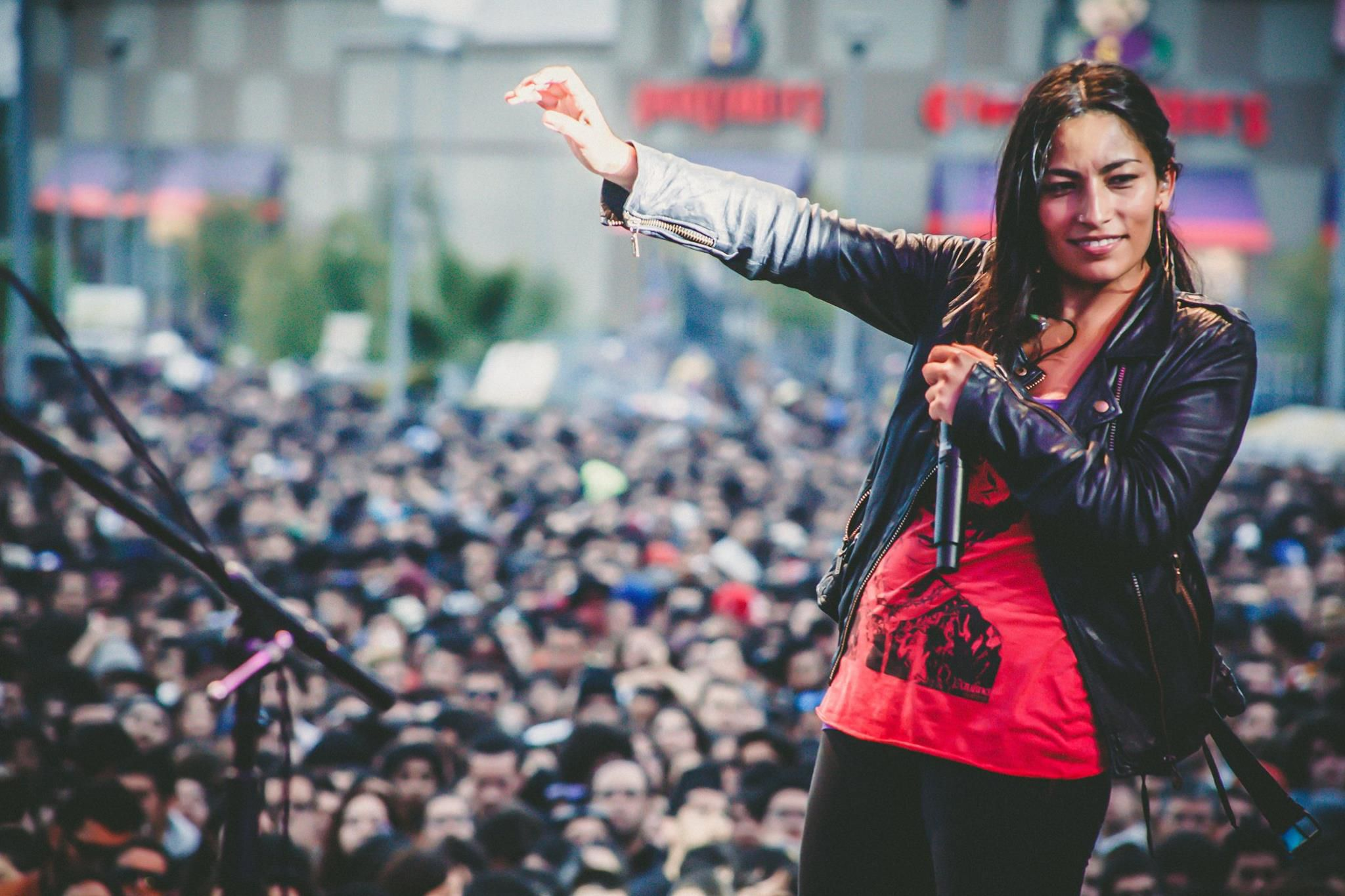 Ana Tijoux Wallpapers HD
