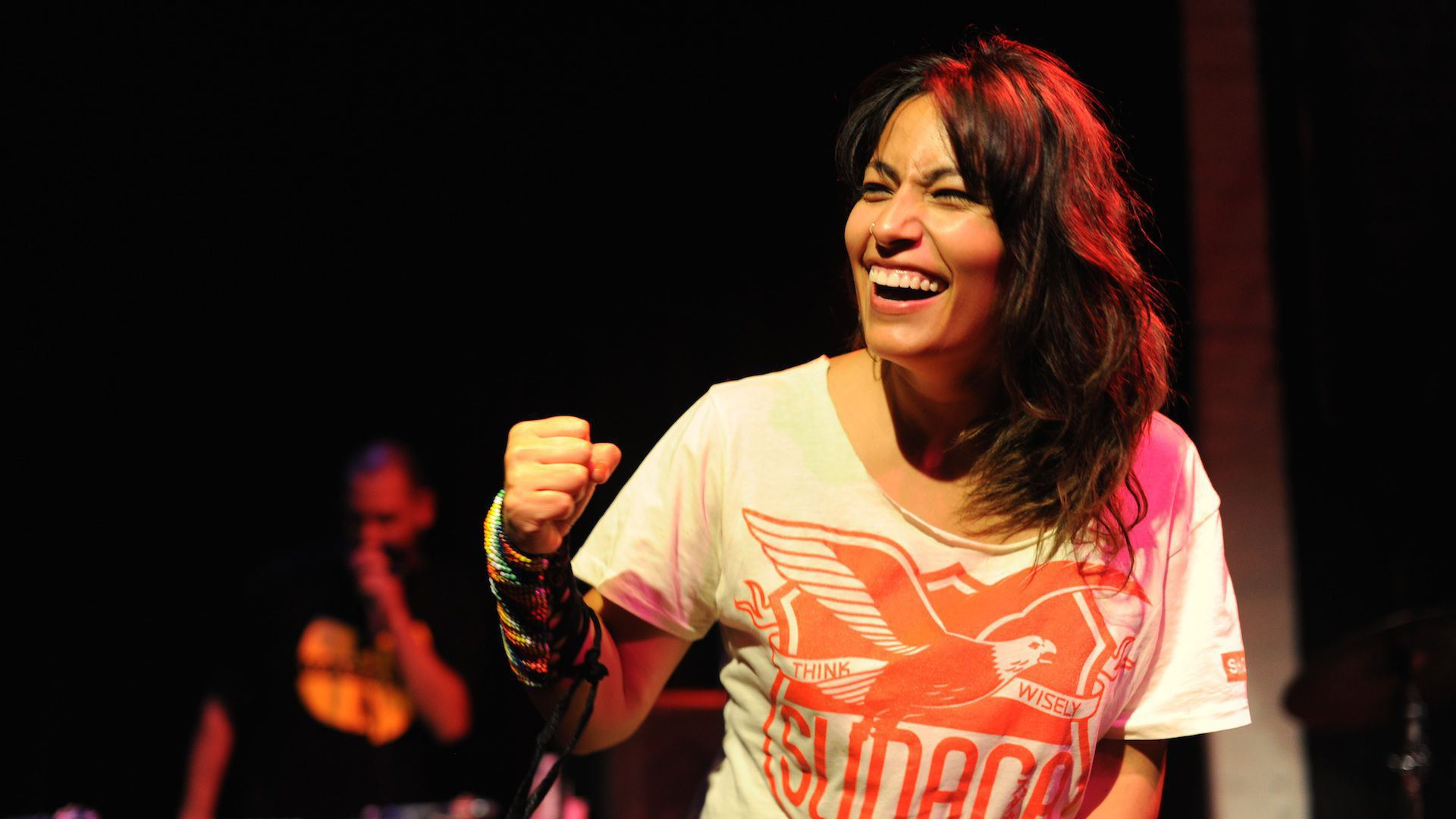 Ana Tijoux For Desktop