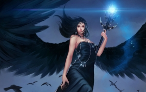 Angel Girl High Definition Wallpapers