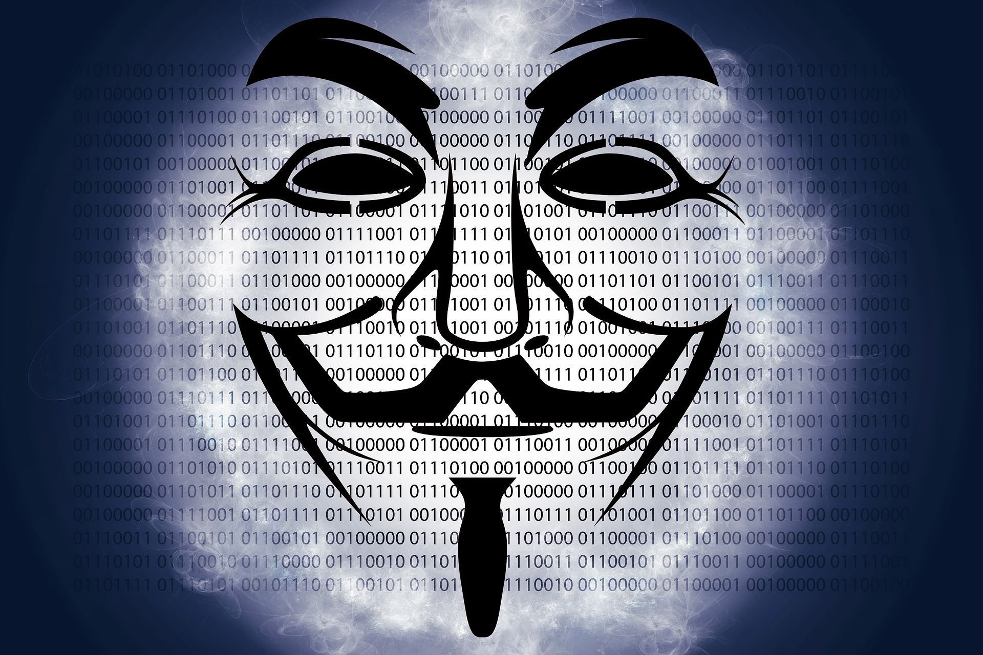 Anonymous HD Background