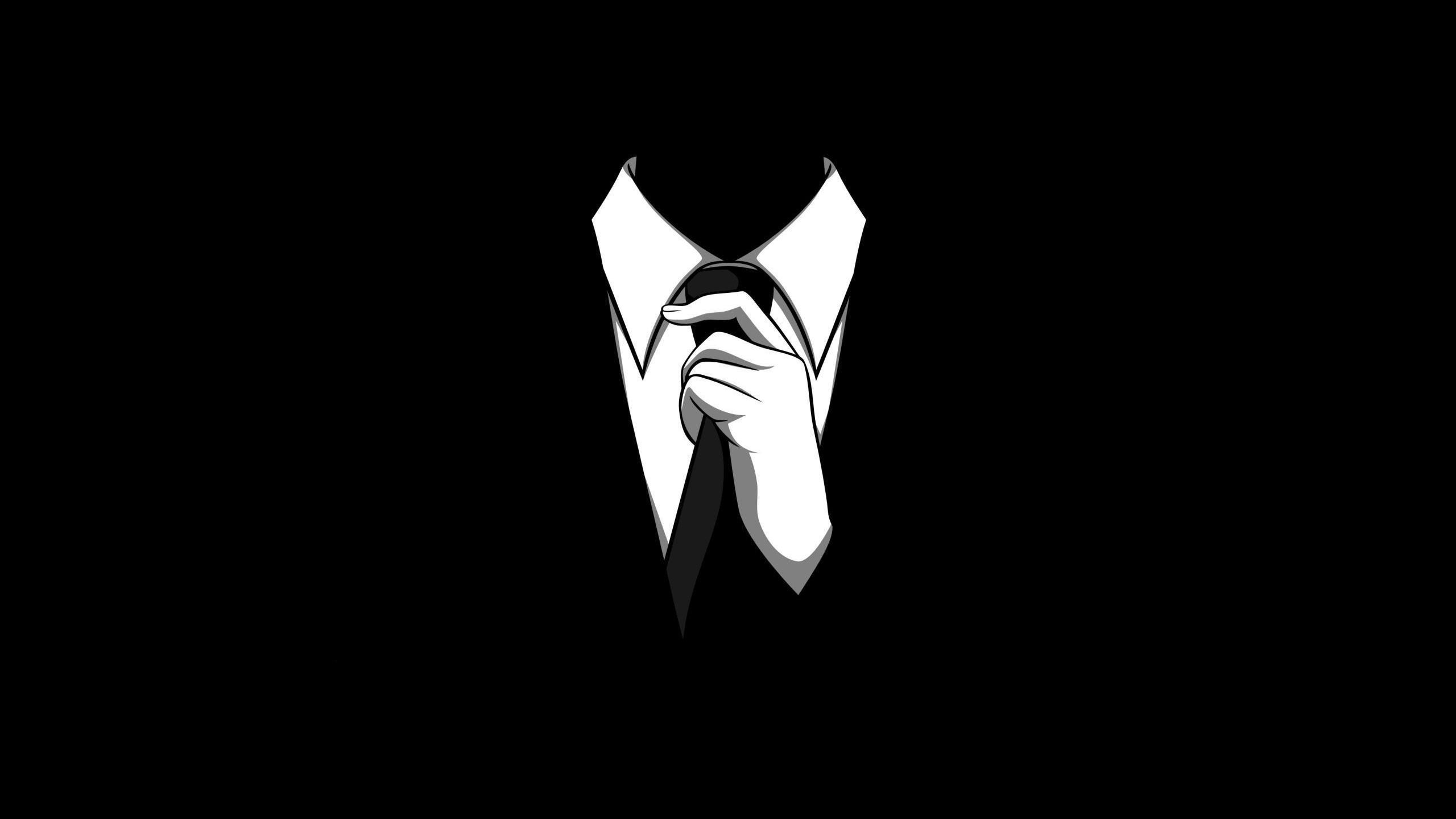 Anonymous In High Resolution