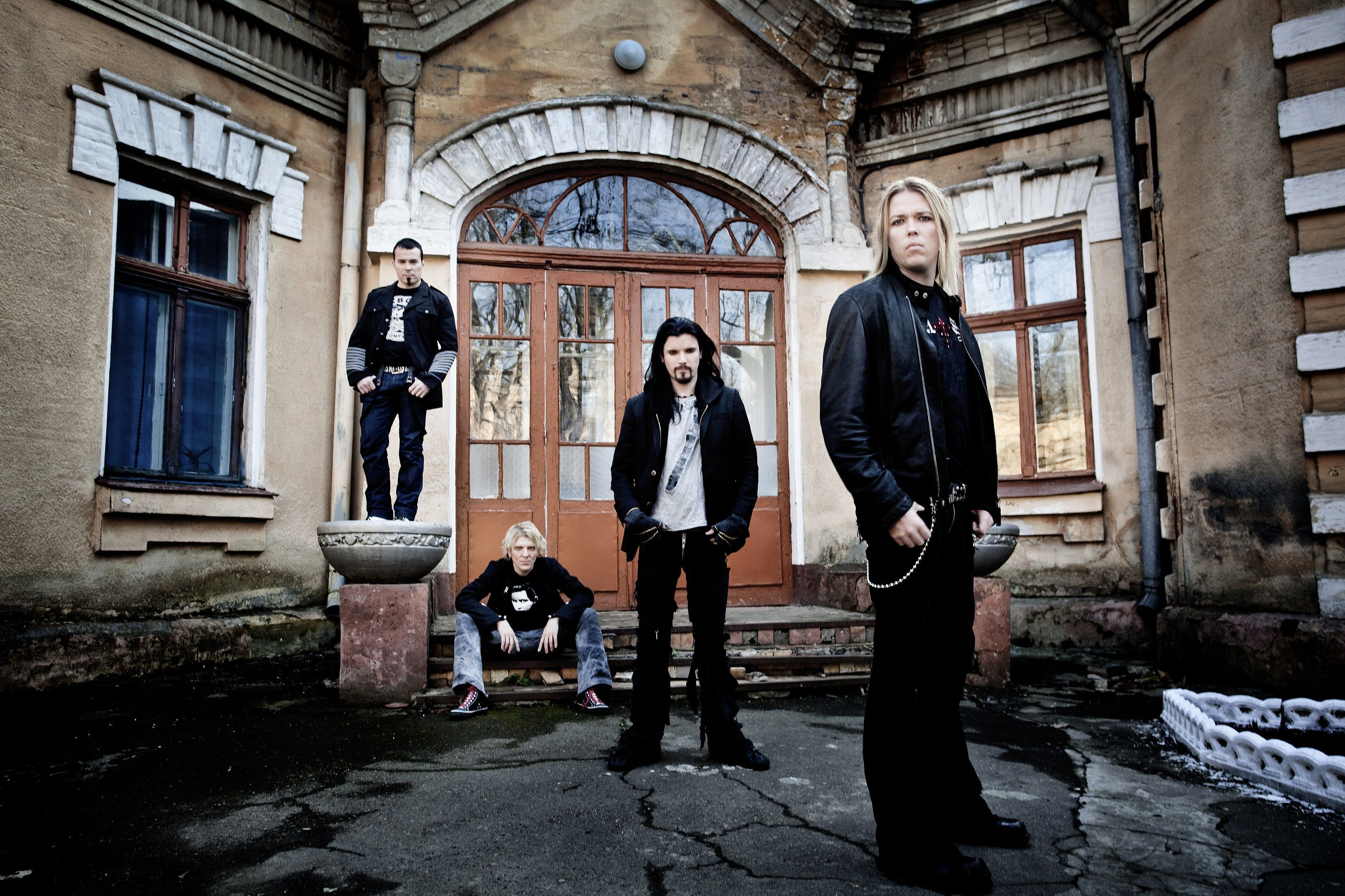 Apocalyptica Wallpapers HD