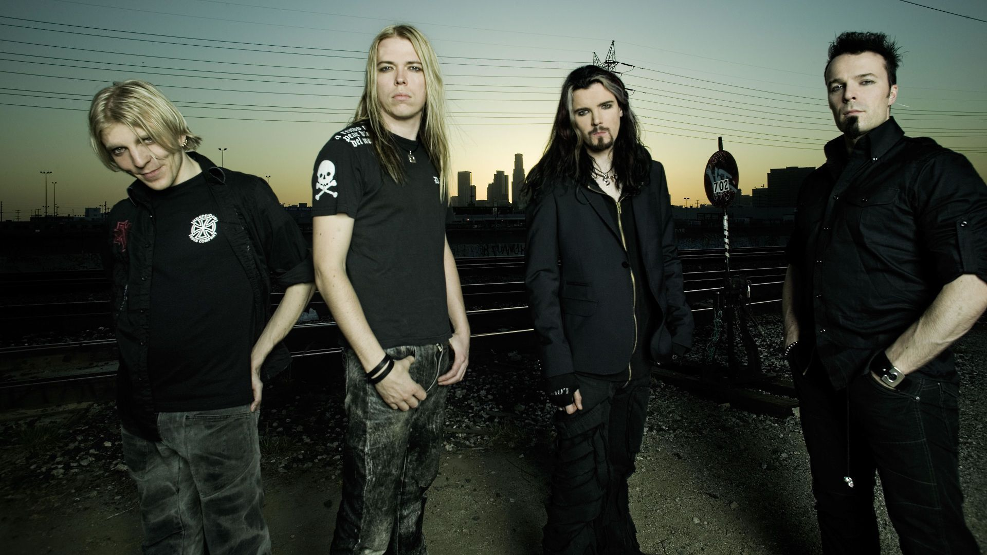 Apocalyptica In High Resolution
