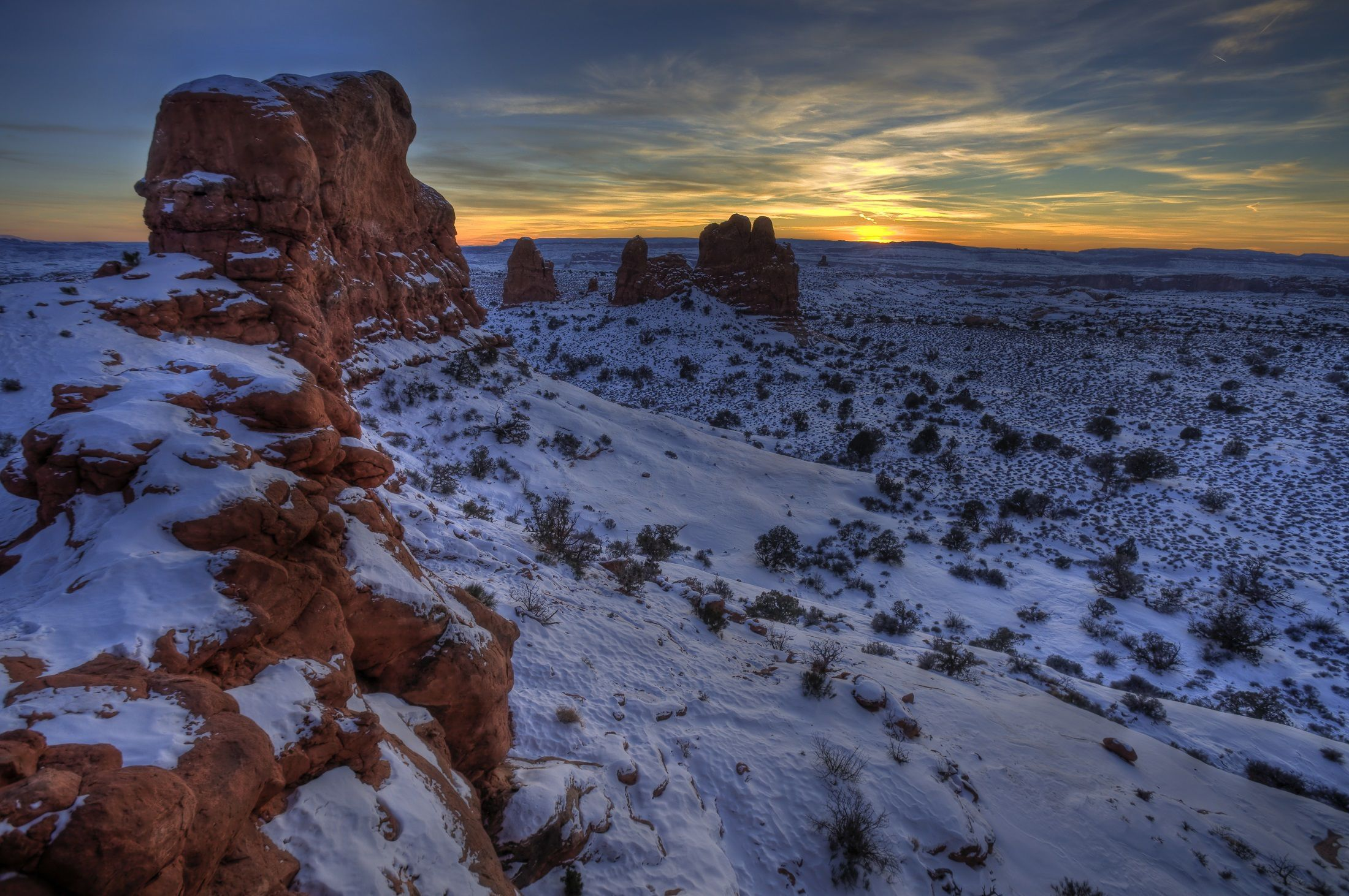 Arches National Park High Quality Wallpapers