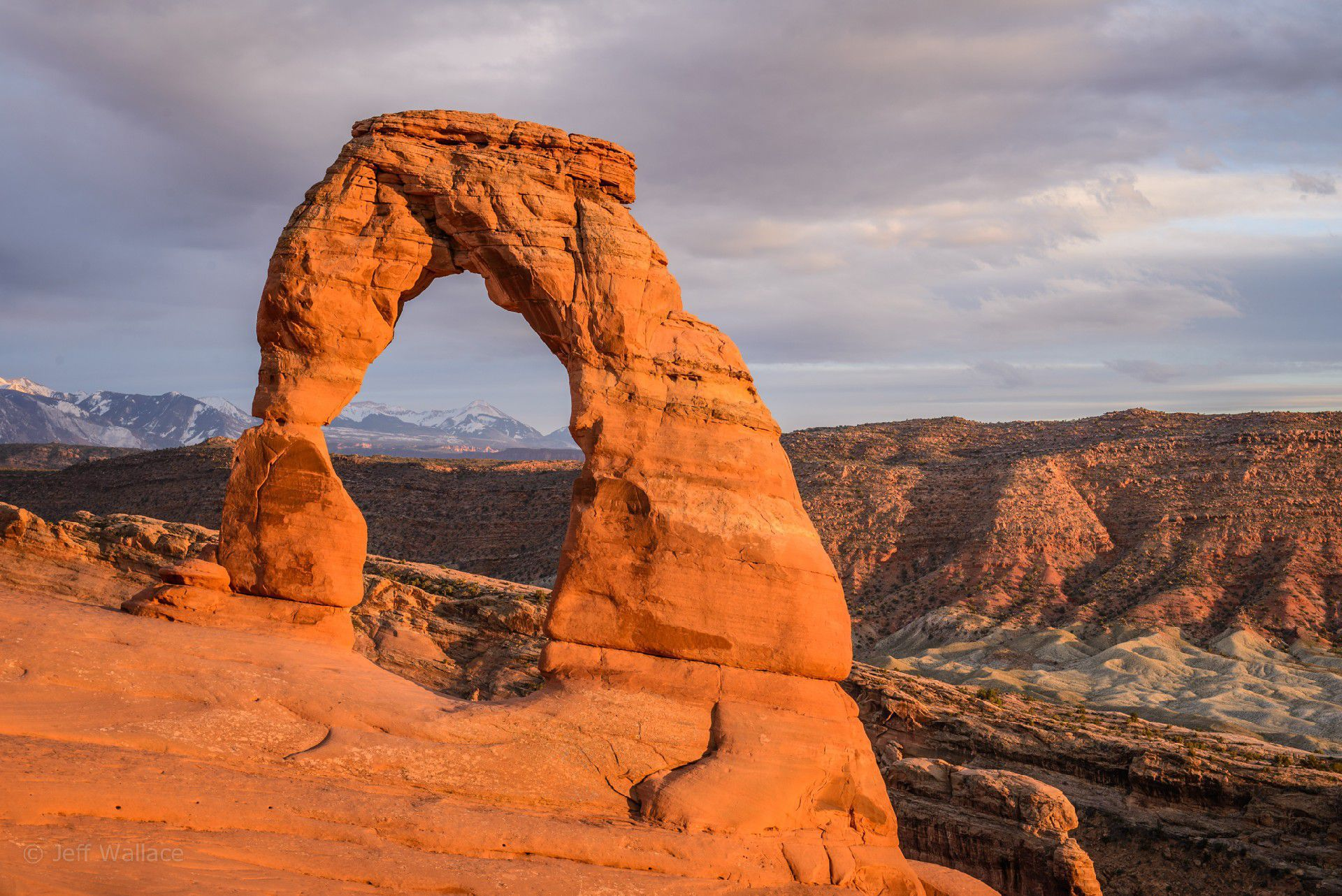 Arches National Park Widescreen