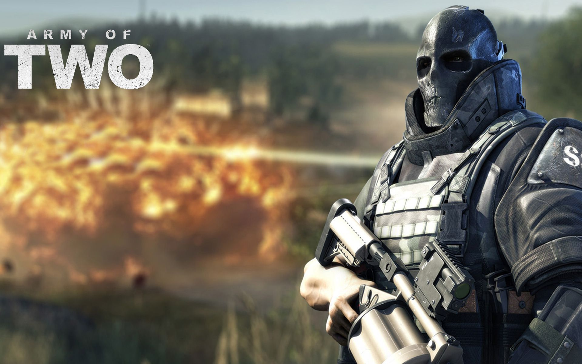 Army Of Two Beautiful
