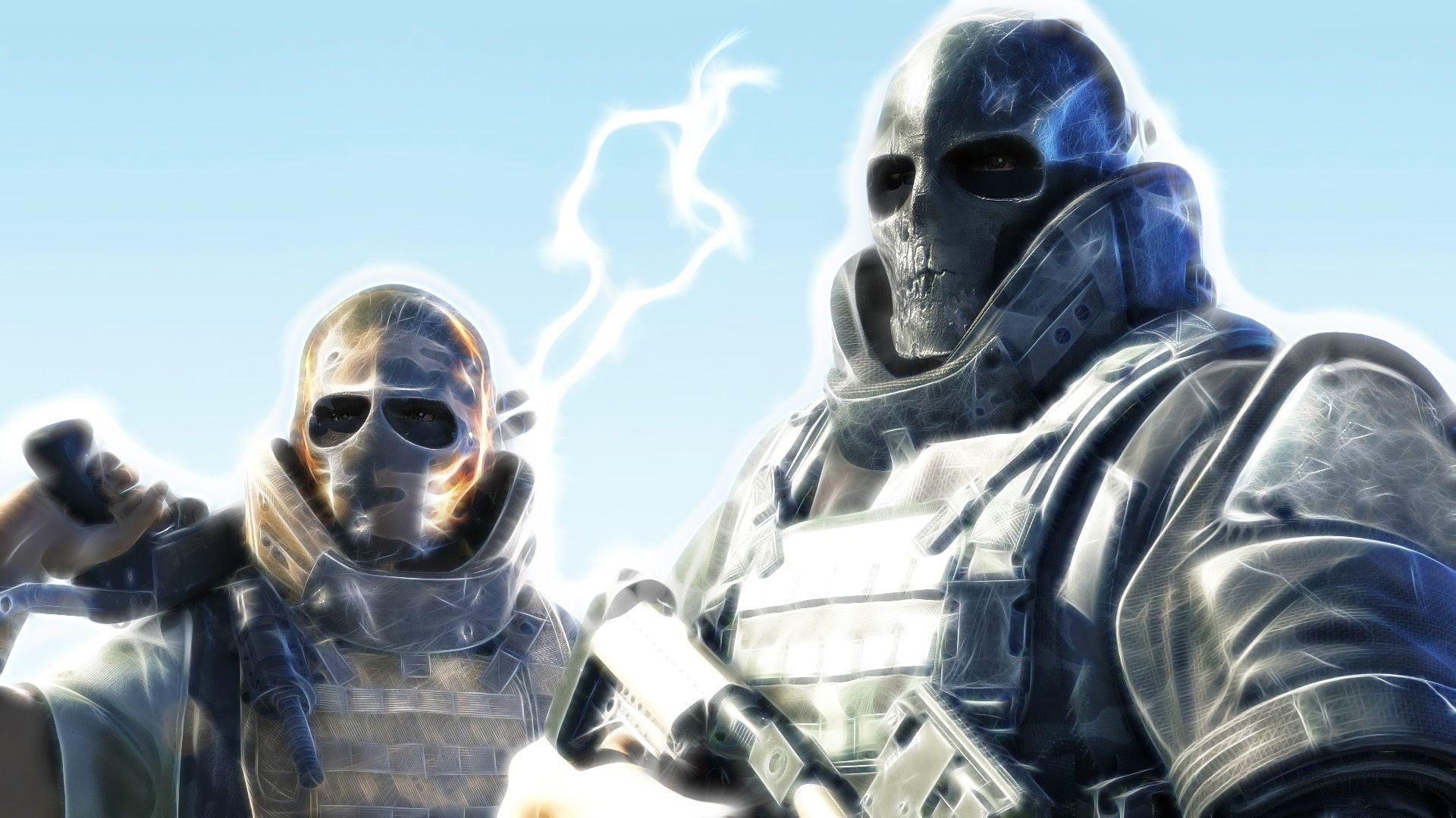 Army Of Two High Definition Wallpapers