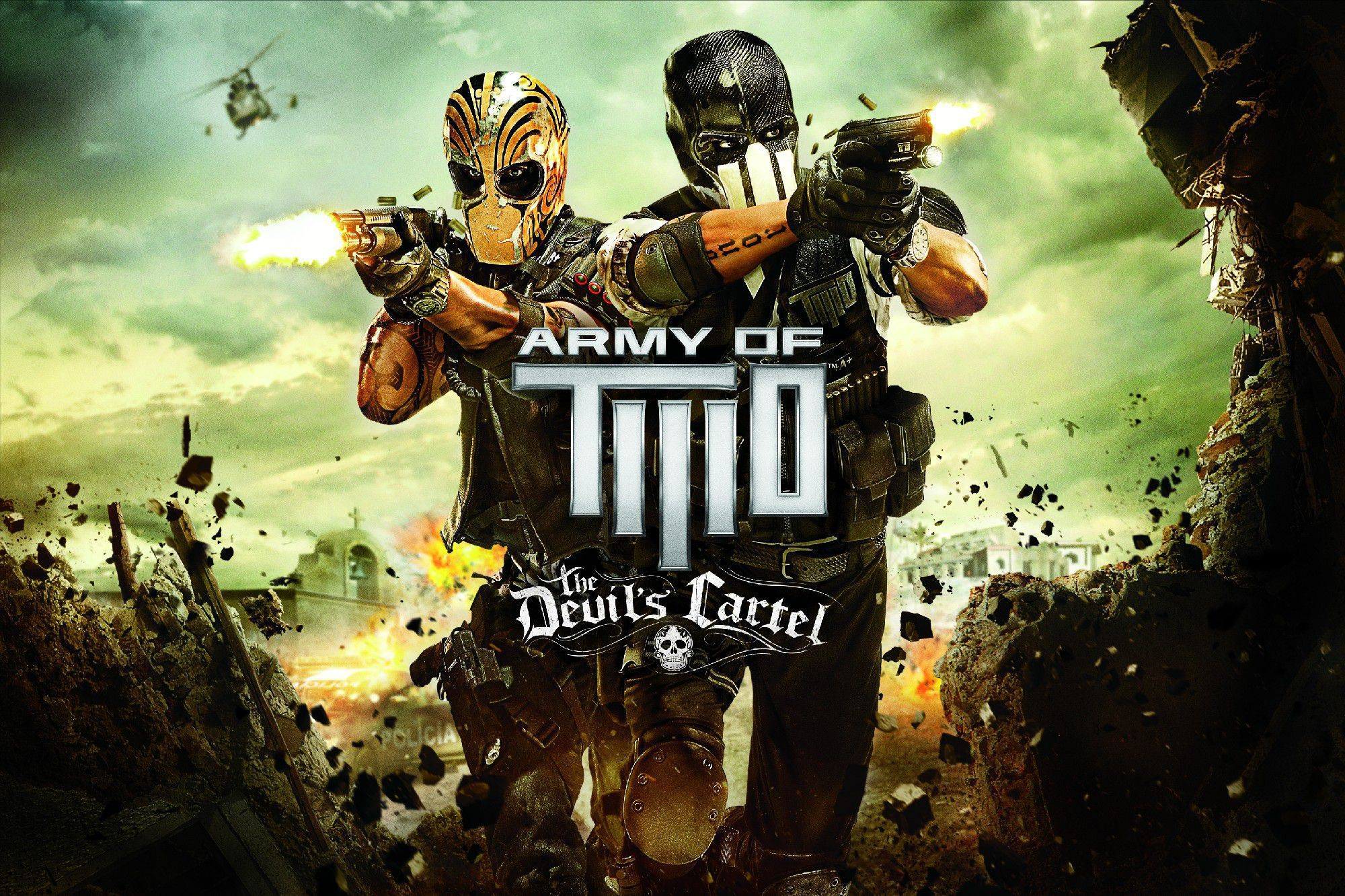 Army Of Two Photos
