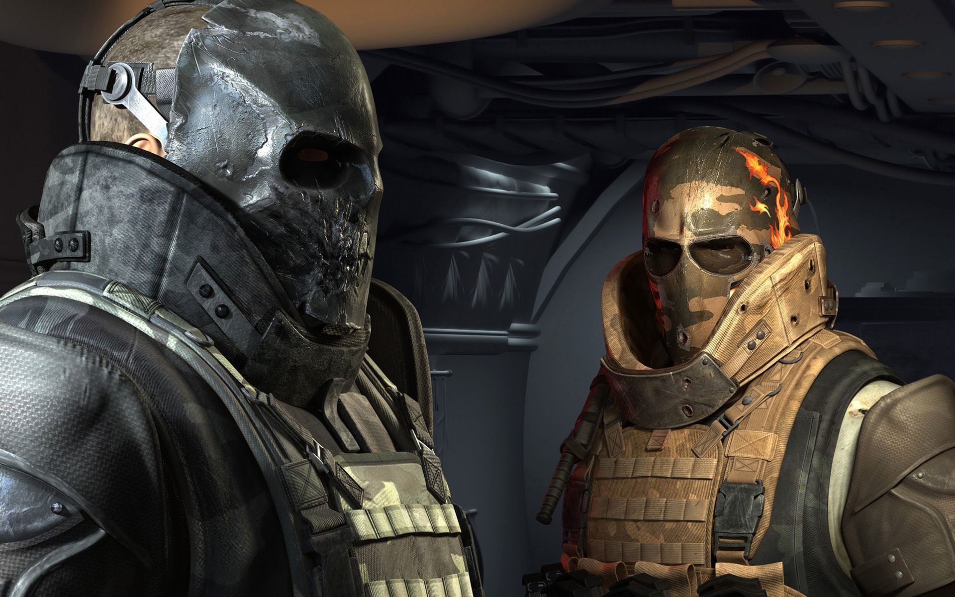 Army Of Two In High Resolution