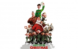 Arthur Christmas Wallpapers
