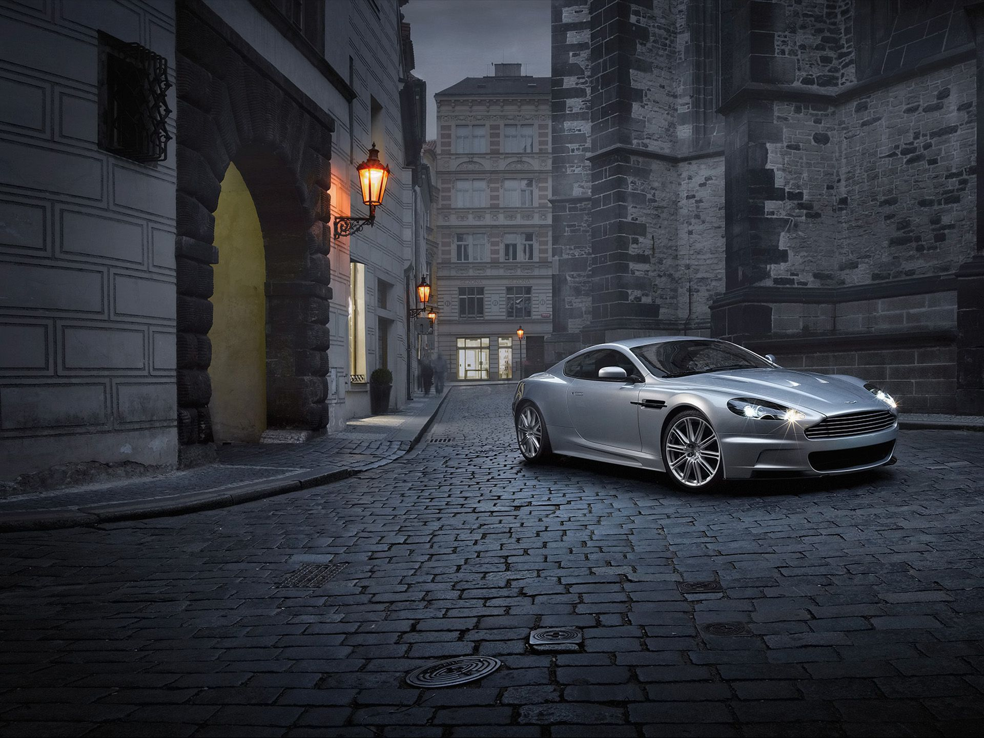 Aston Martin Db9 Background