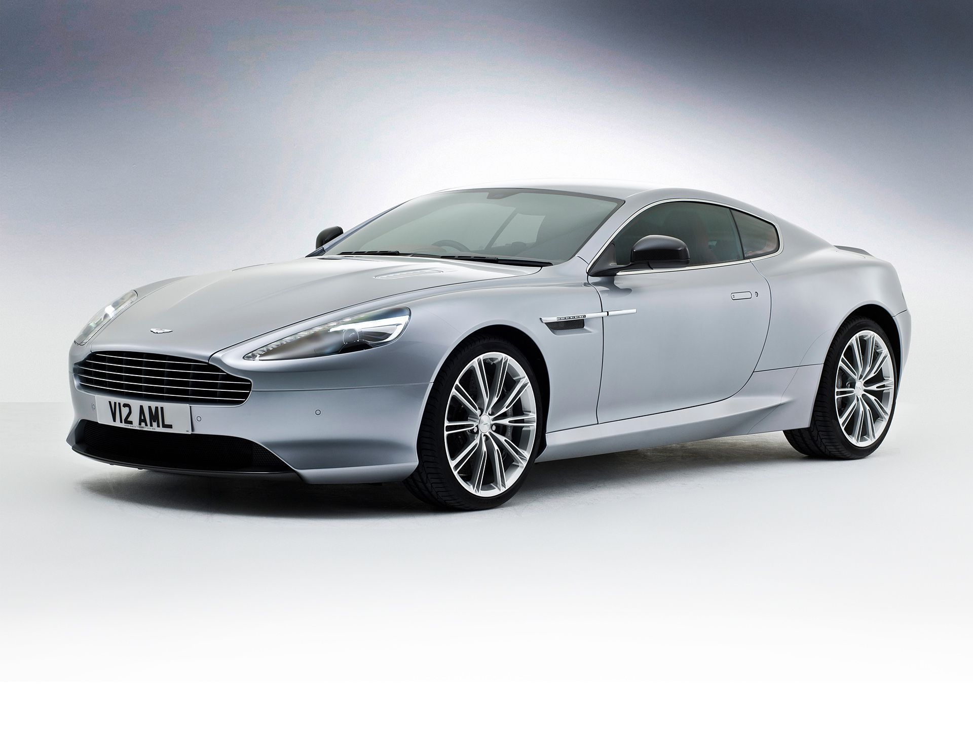Aston Martin Db9 For Desktop
