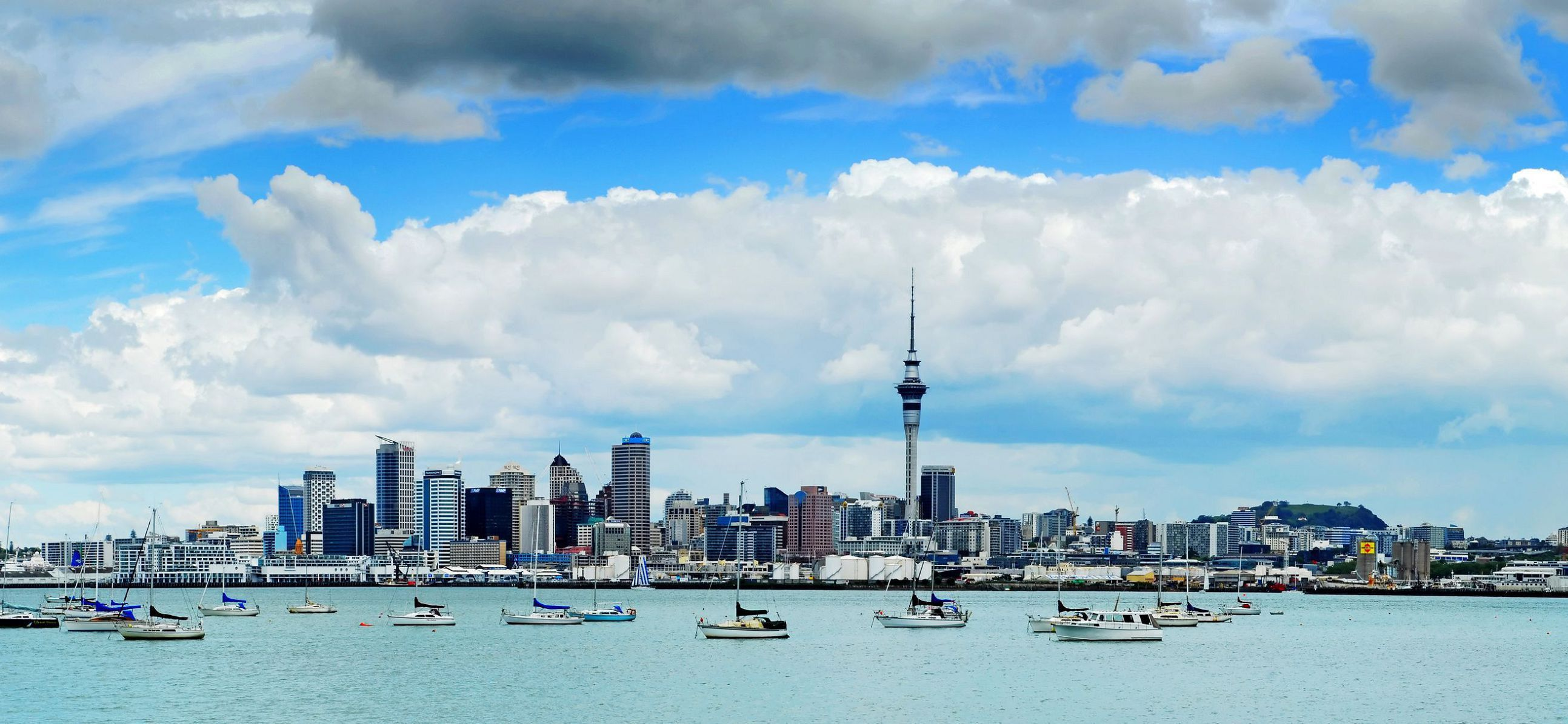 Auckland Computer Wallpaper