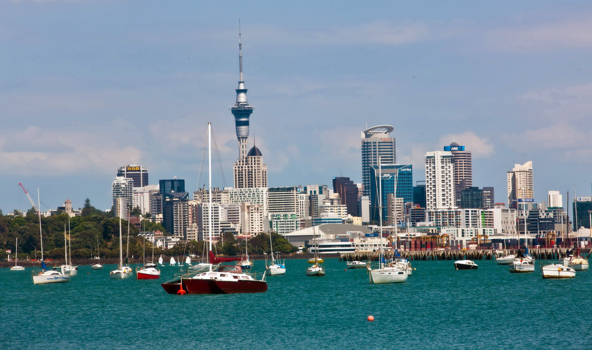 Auckland Wallpaper Pack