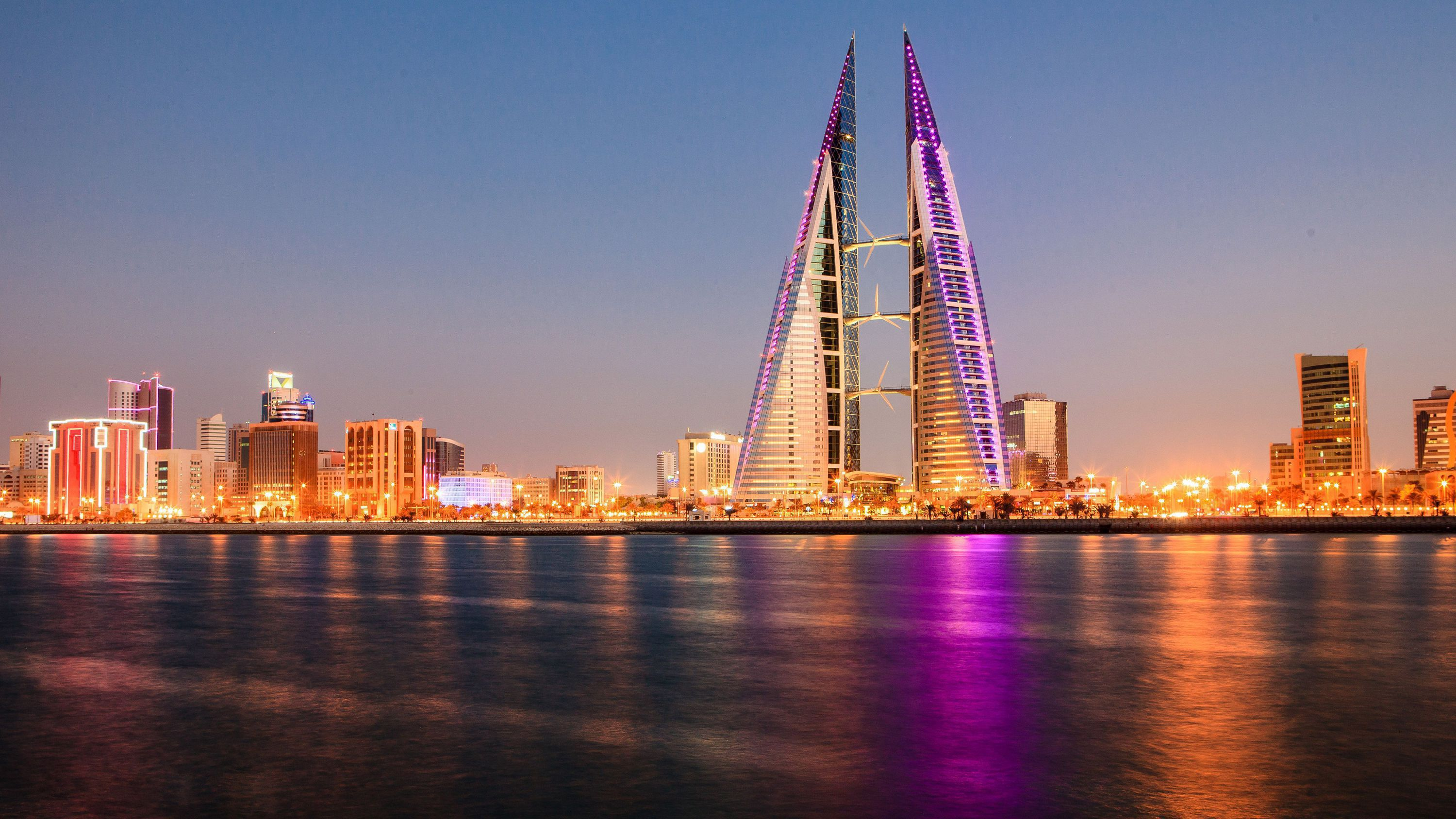 Bahrain Twin Towers