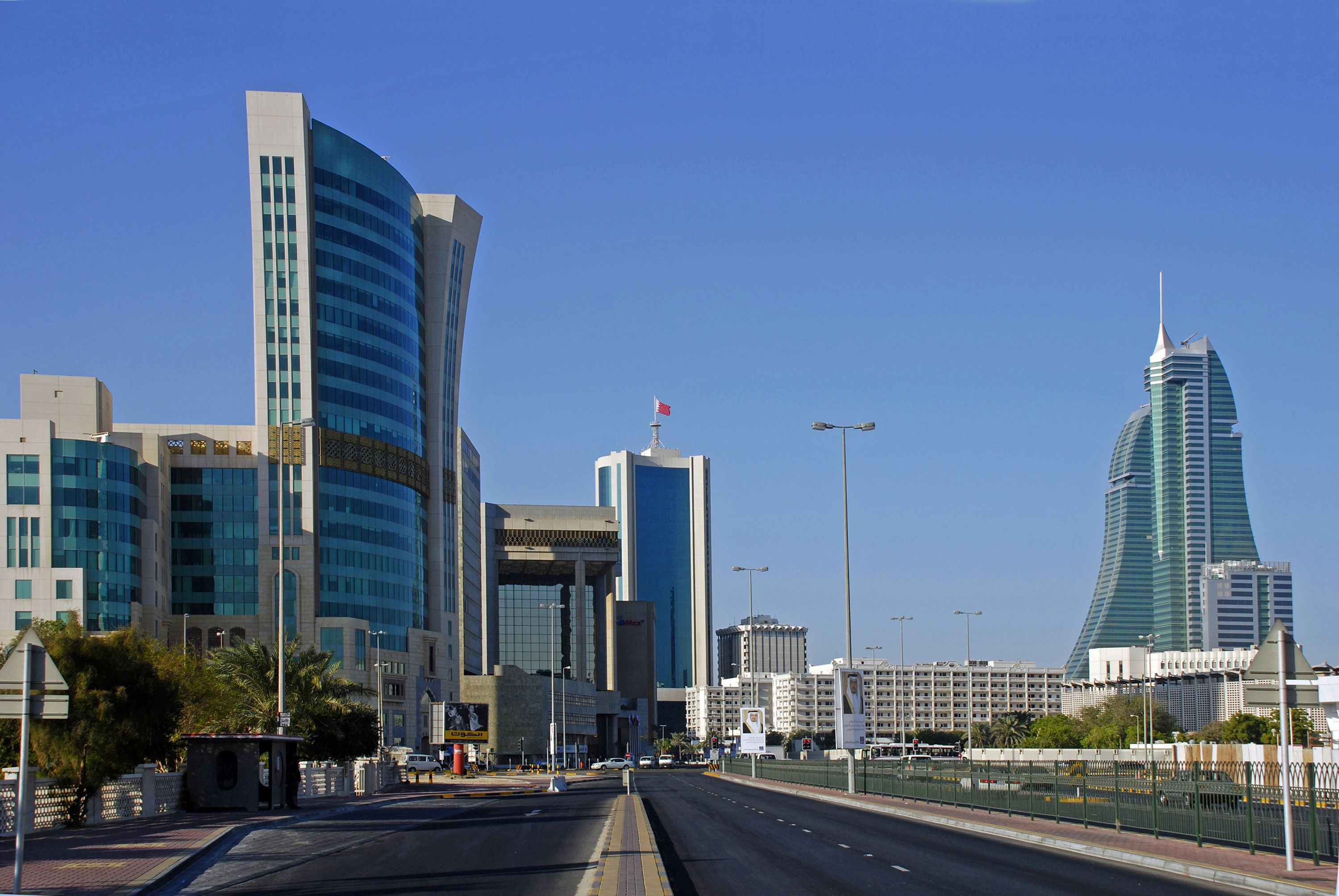 Manama, Bahrain City