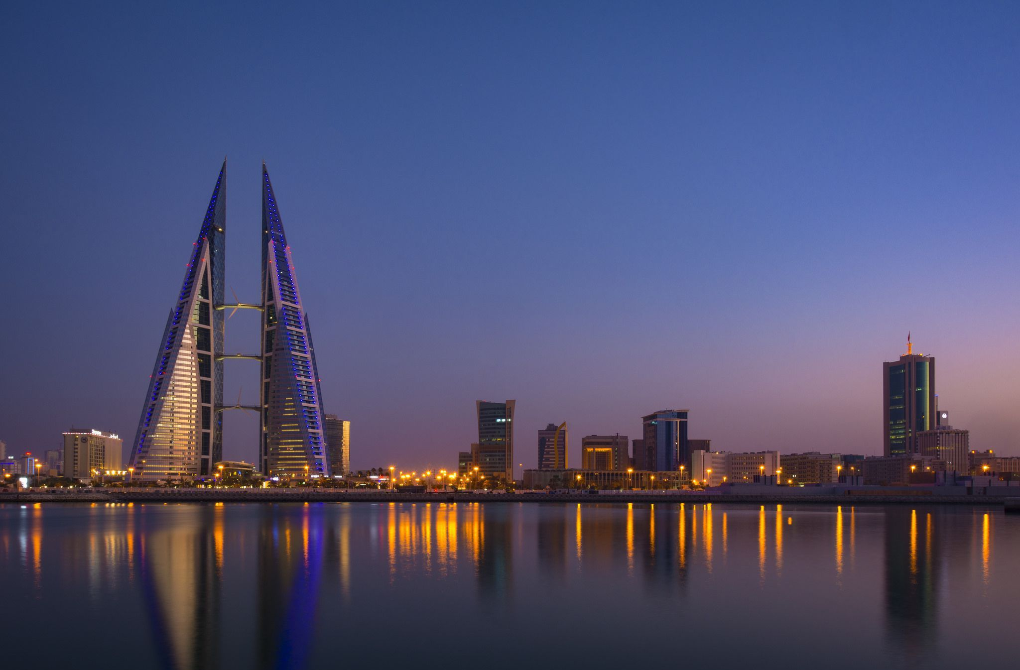 Bahrain Widescreen