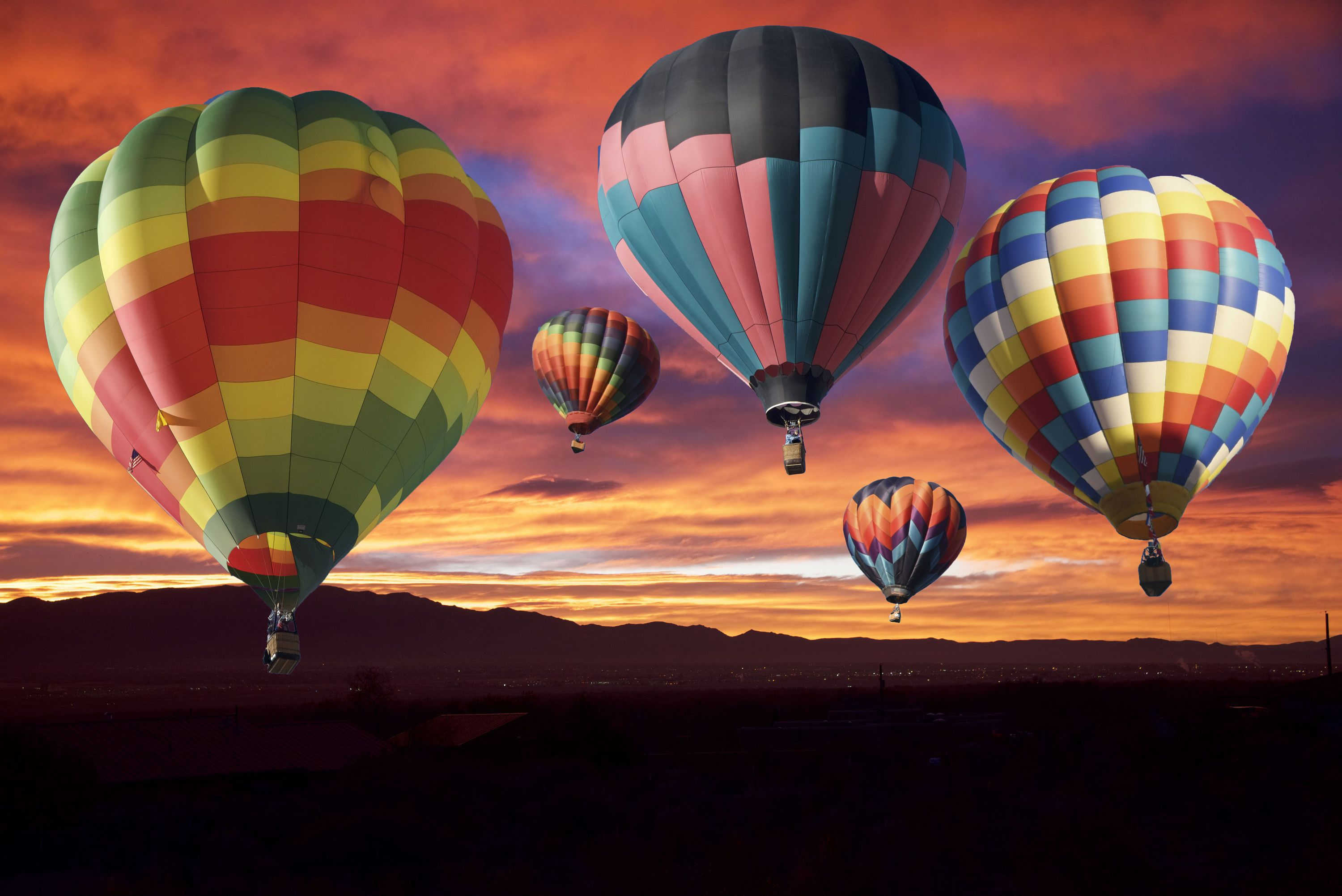Balloons High Definition Wallpapers