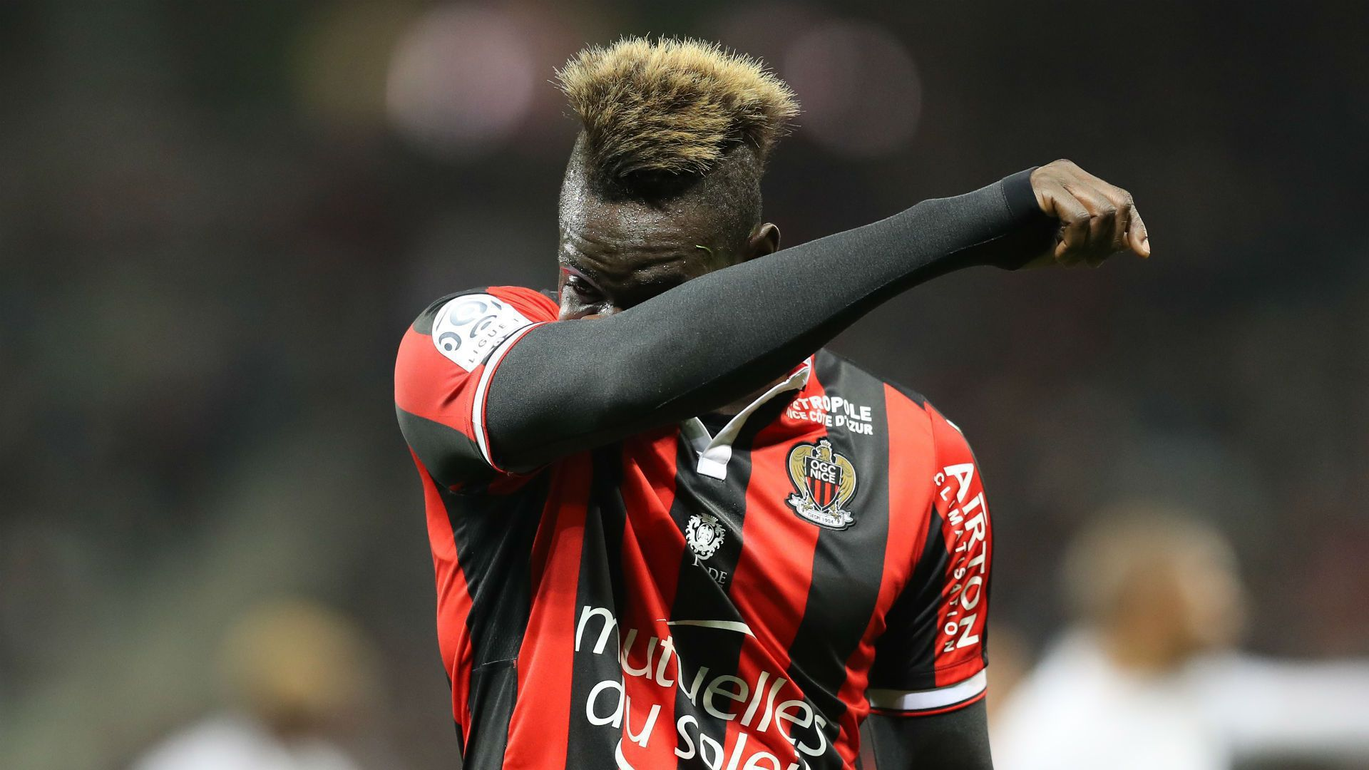 Balotelli HD Wallpaper
