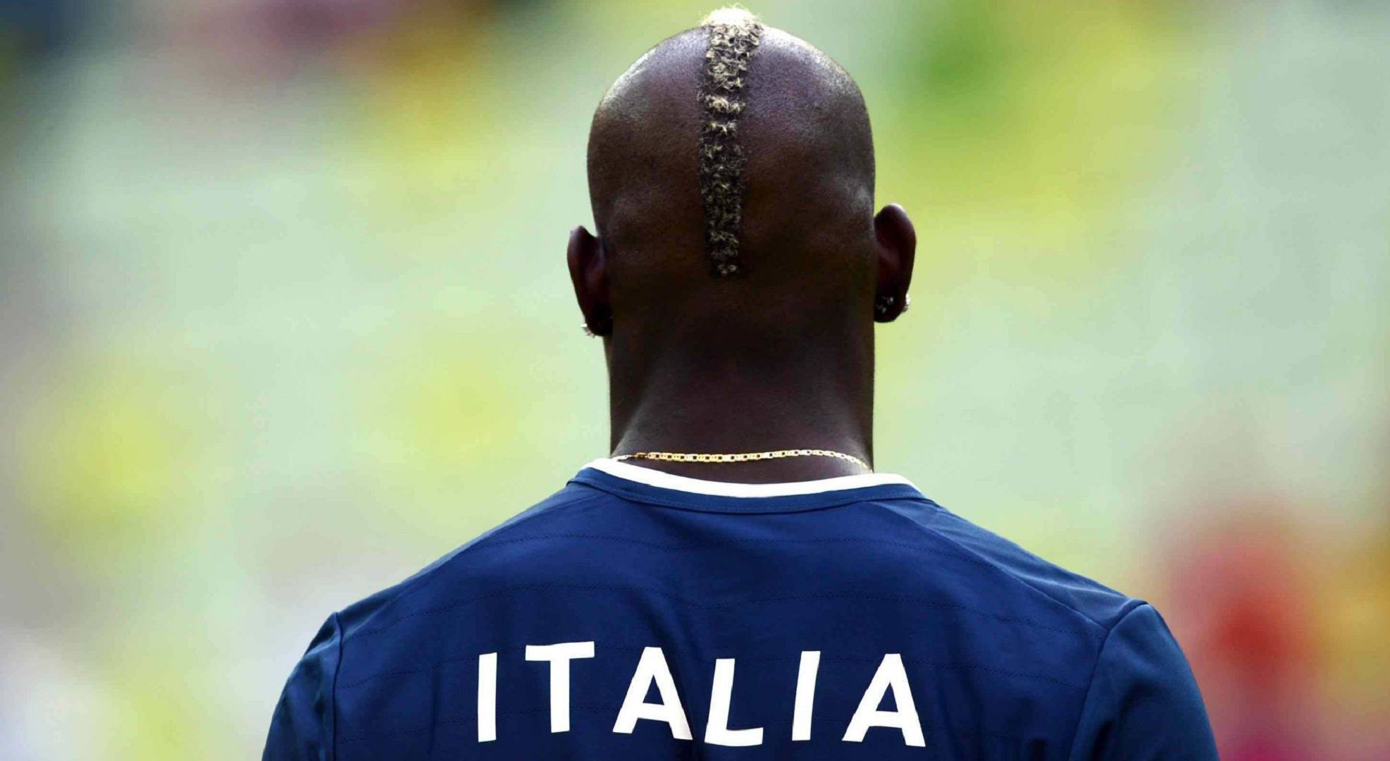 Balotelli In High Resolution