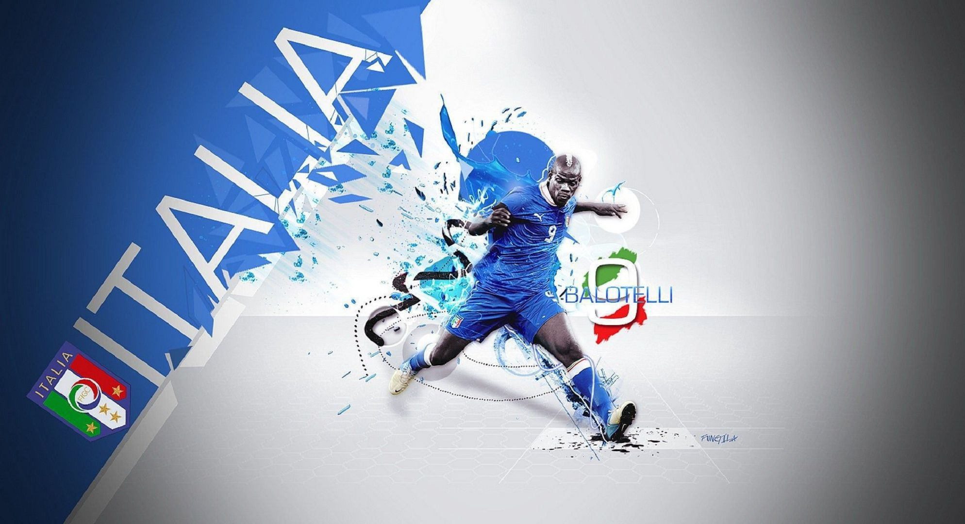 Balotelli Wallpaper Pack