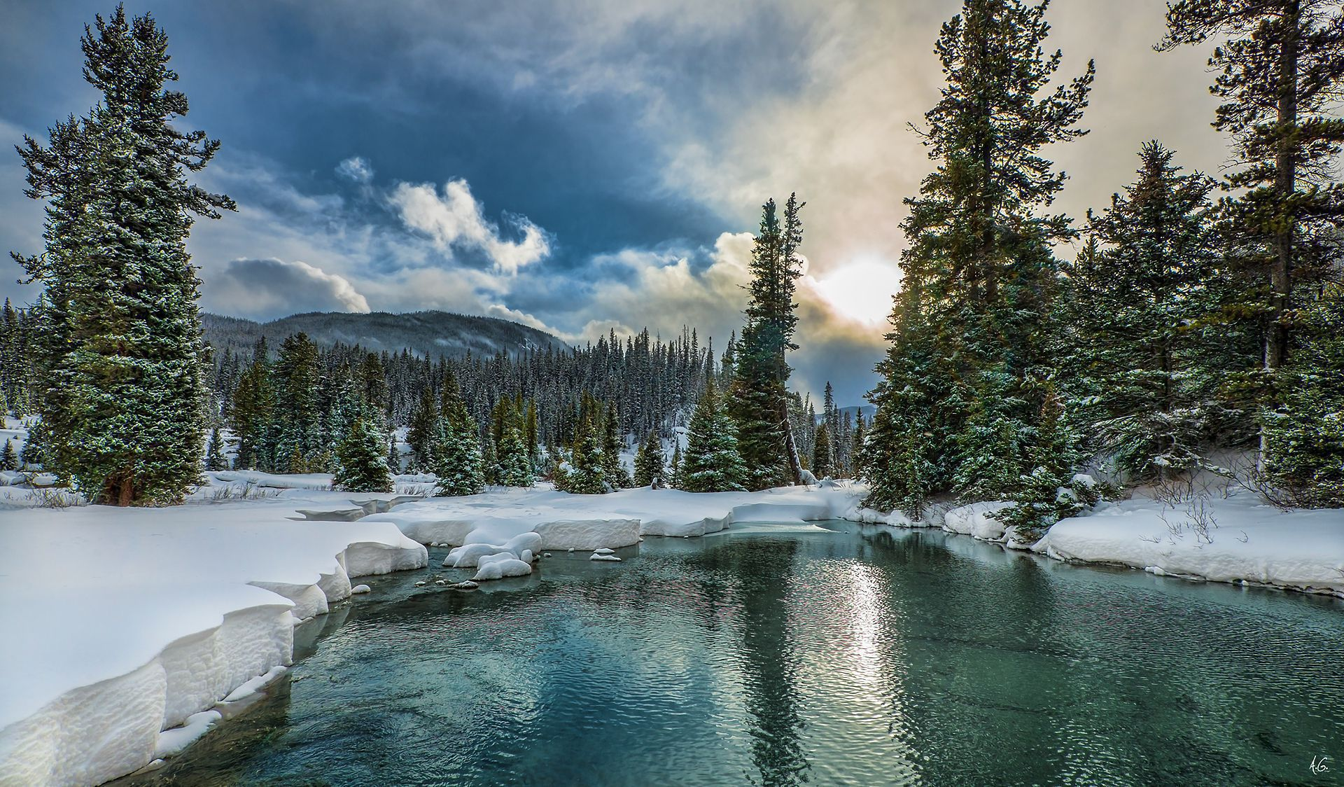 Banff National Park Collection
