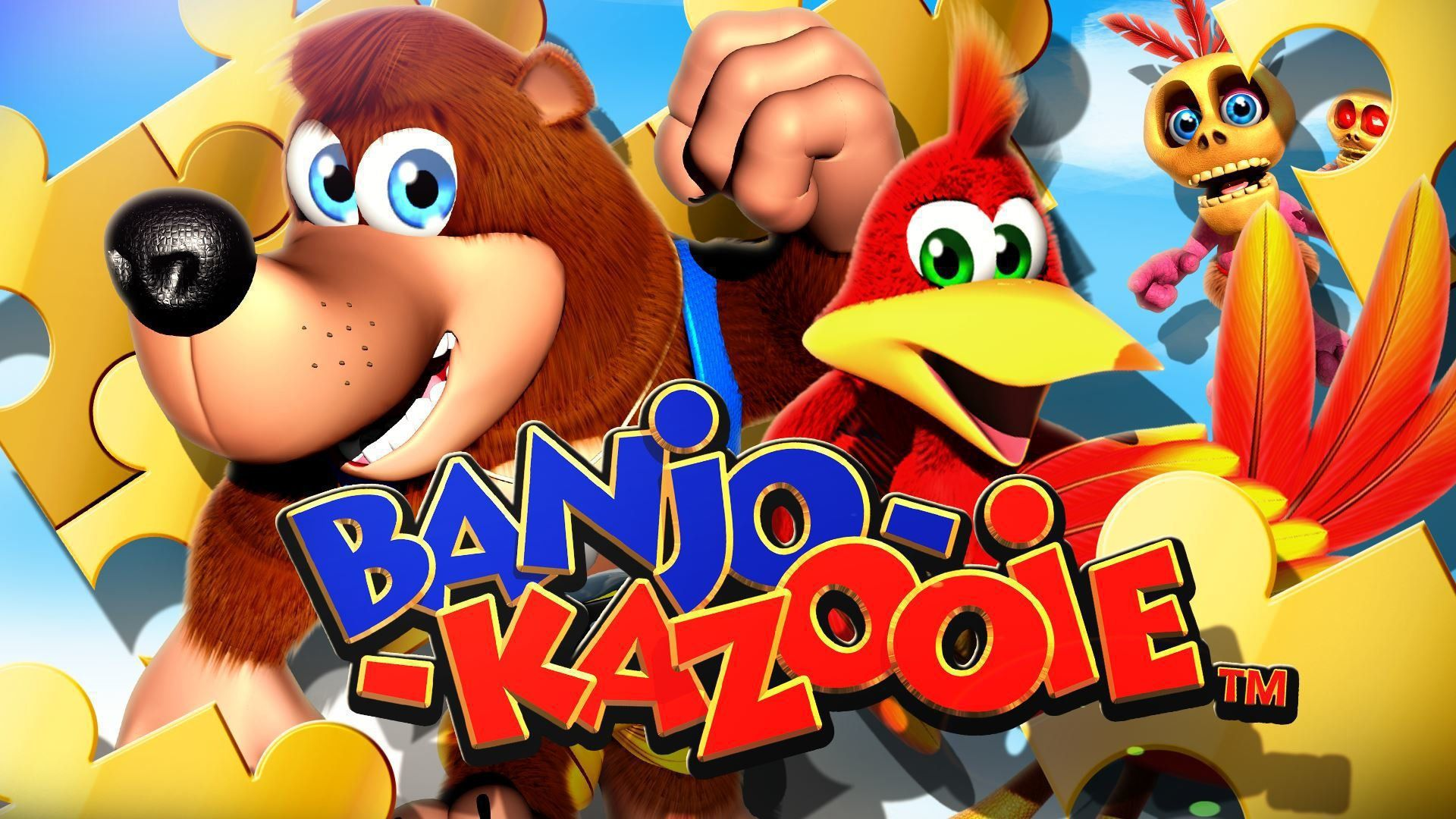 Banjo Kazooie High Definition Wallpapers