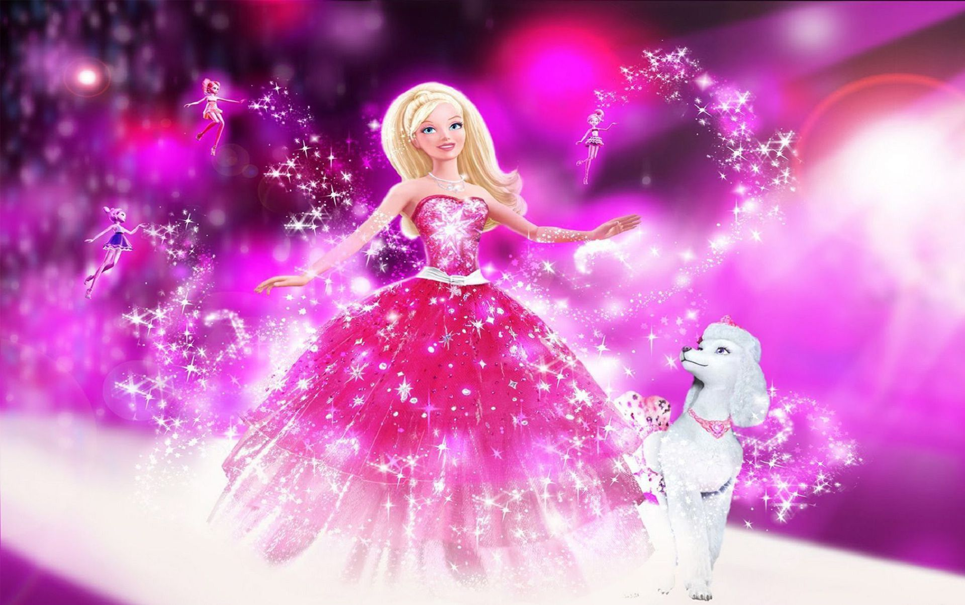 Barbie In High Resolution