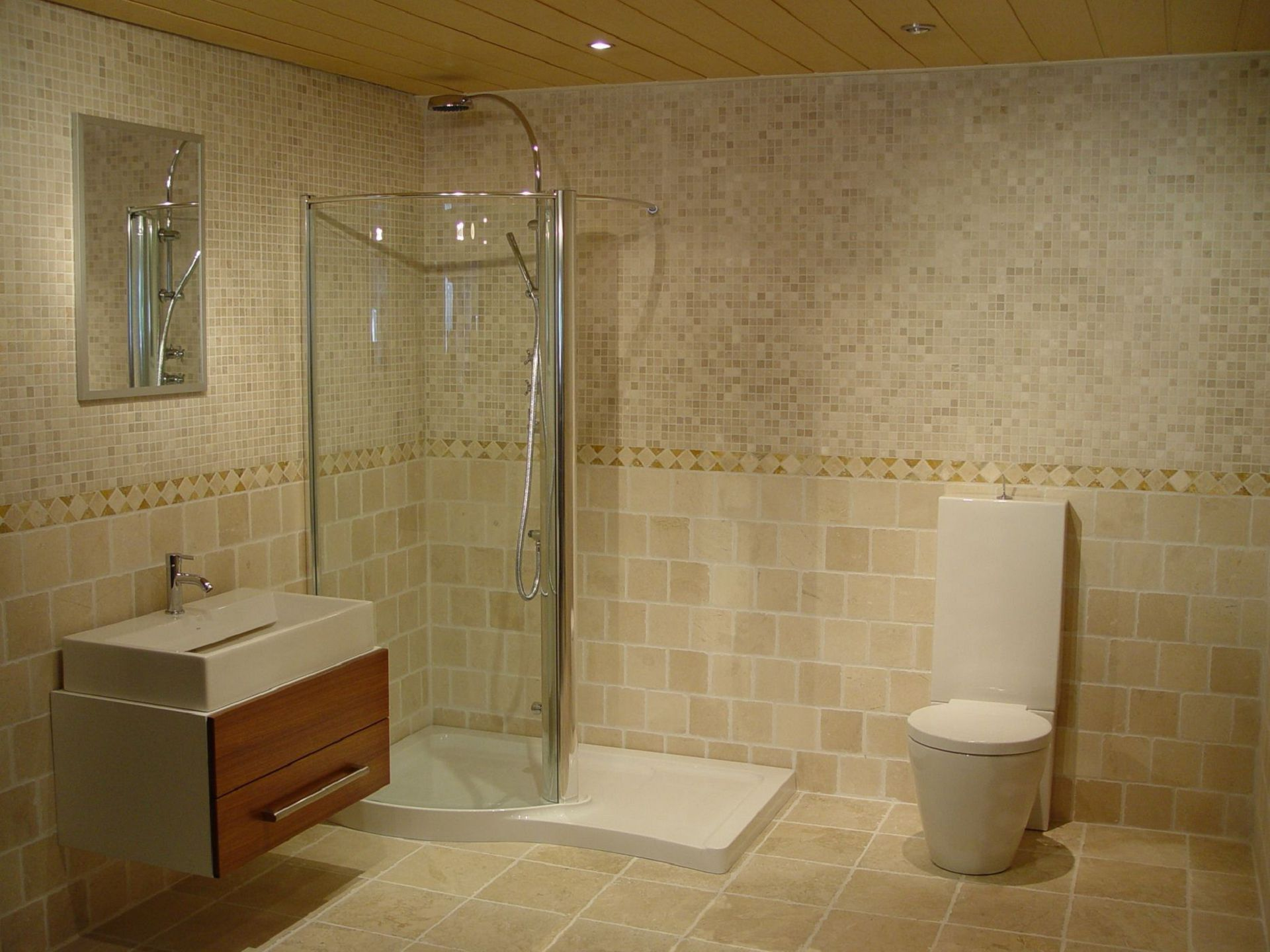 Small Bathroom Designs Ideas Hd Wallpaper Wallpaper Bathroom In The Awesome Small Bathroom Wallpaper Intended For Present House