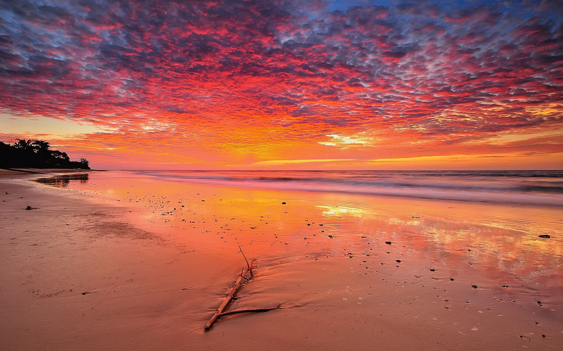 Beach Sunset Gallery