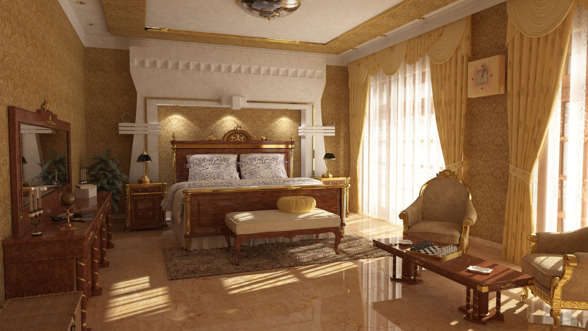 Bedroom High Quality Wallpapers