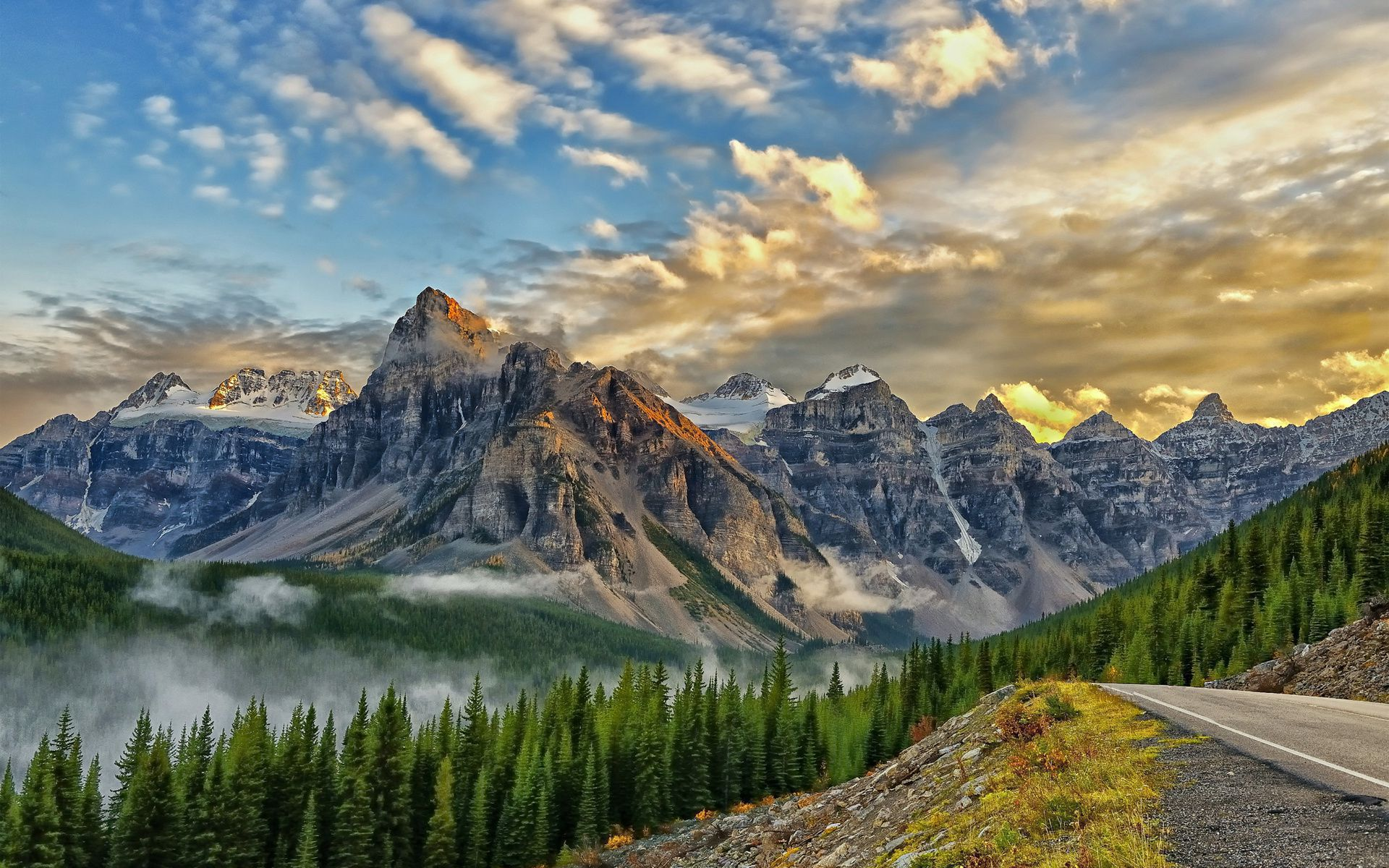 Big Mountains Images