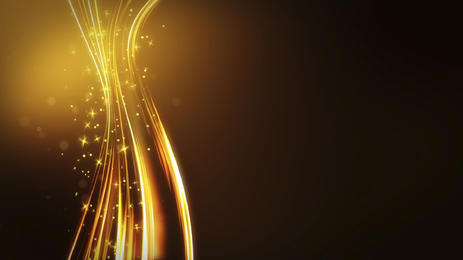 Black And Gold Wallpaper Background